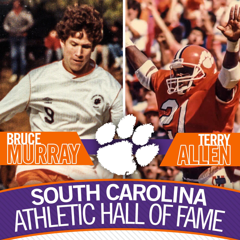 Murray & Allen Named to SCAHOF