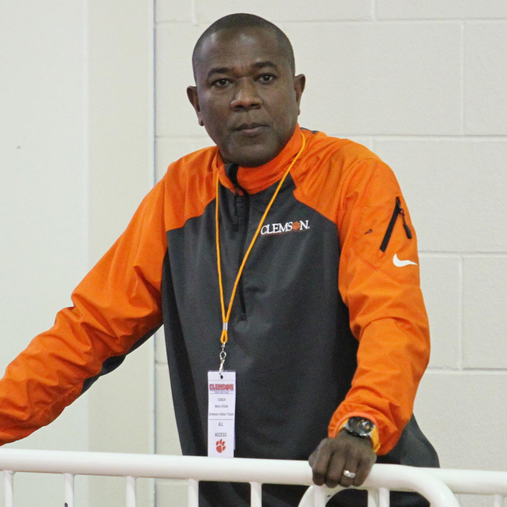 Q&A with Track & Field Coach Mark Elliott