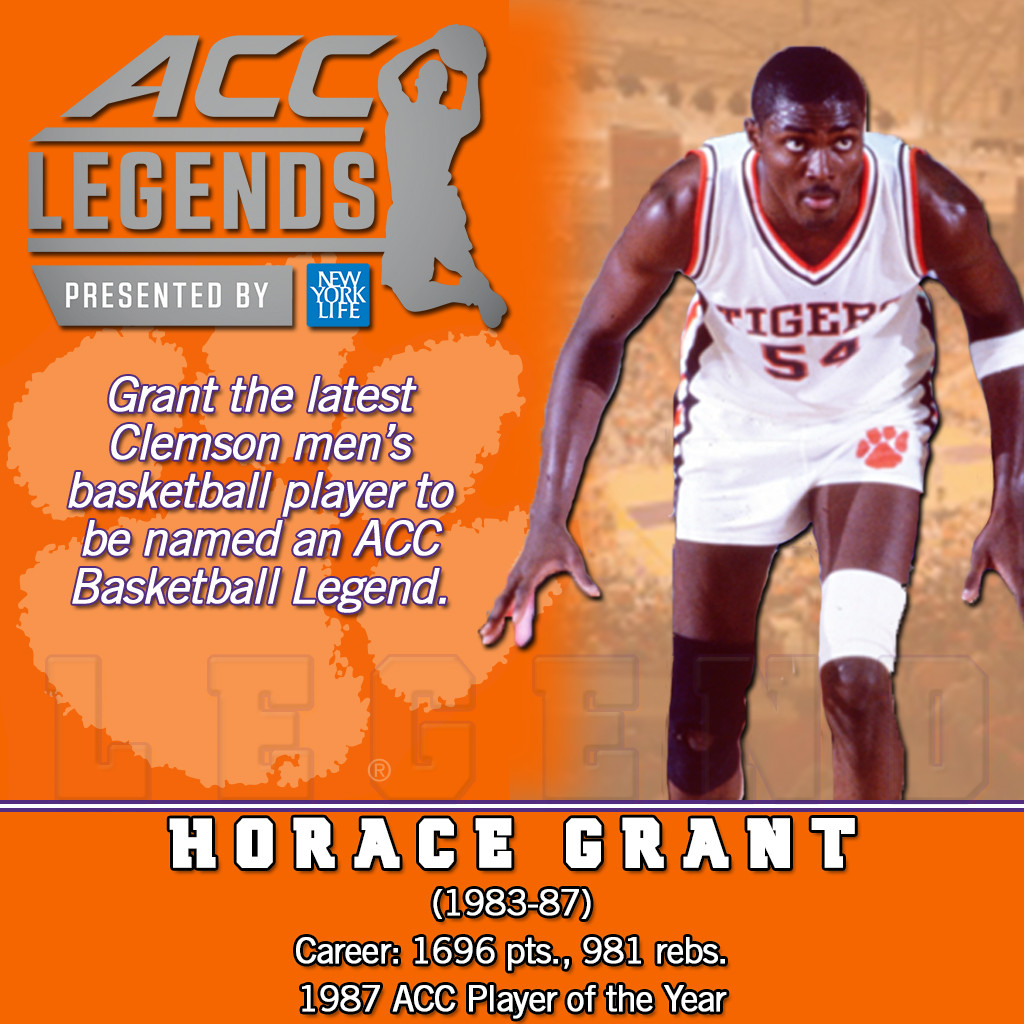 Grant Named 2015 ACC Legend
