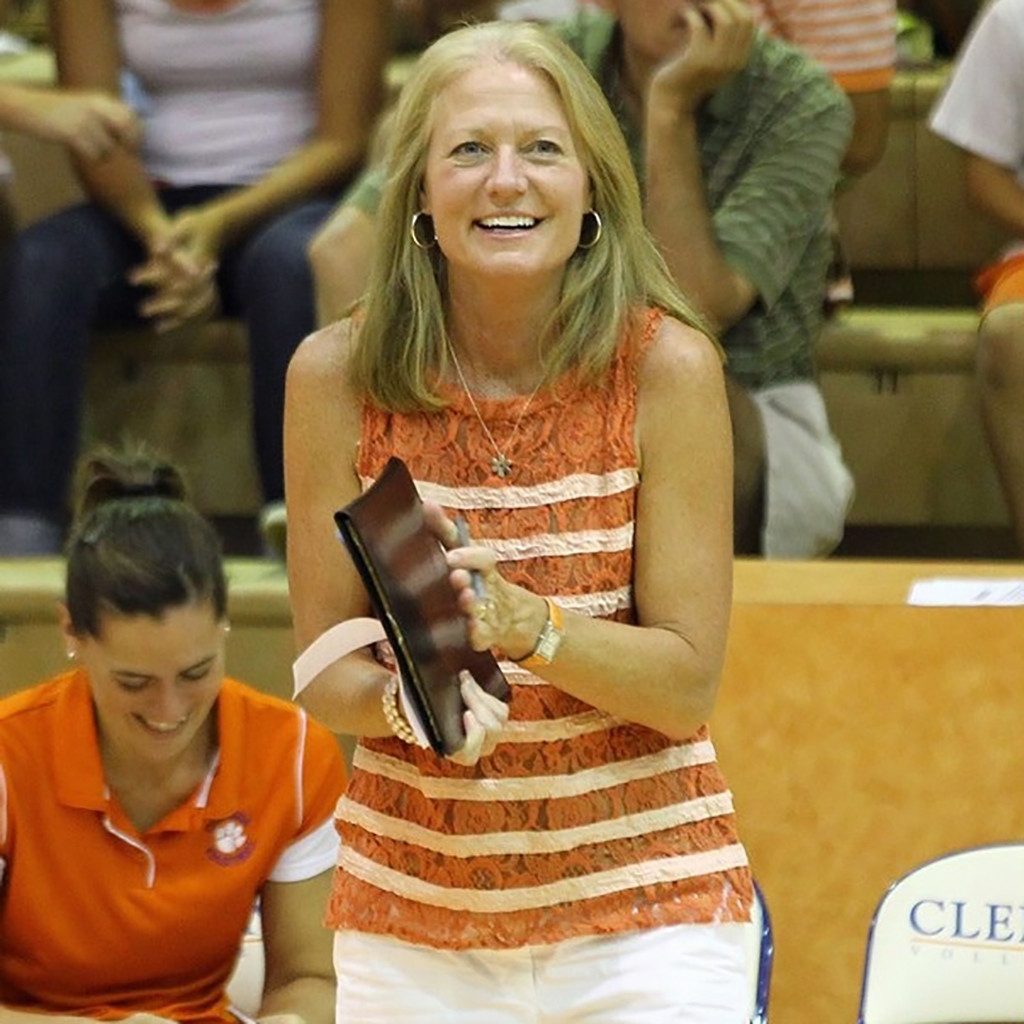 Hoover Resigns as Clemson Volleyball Coach