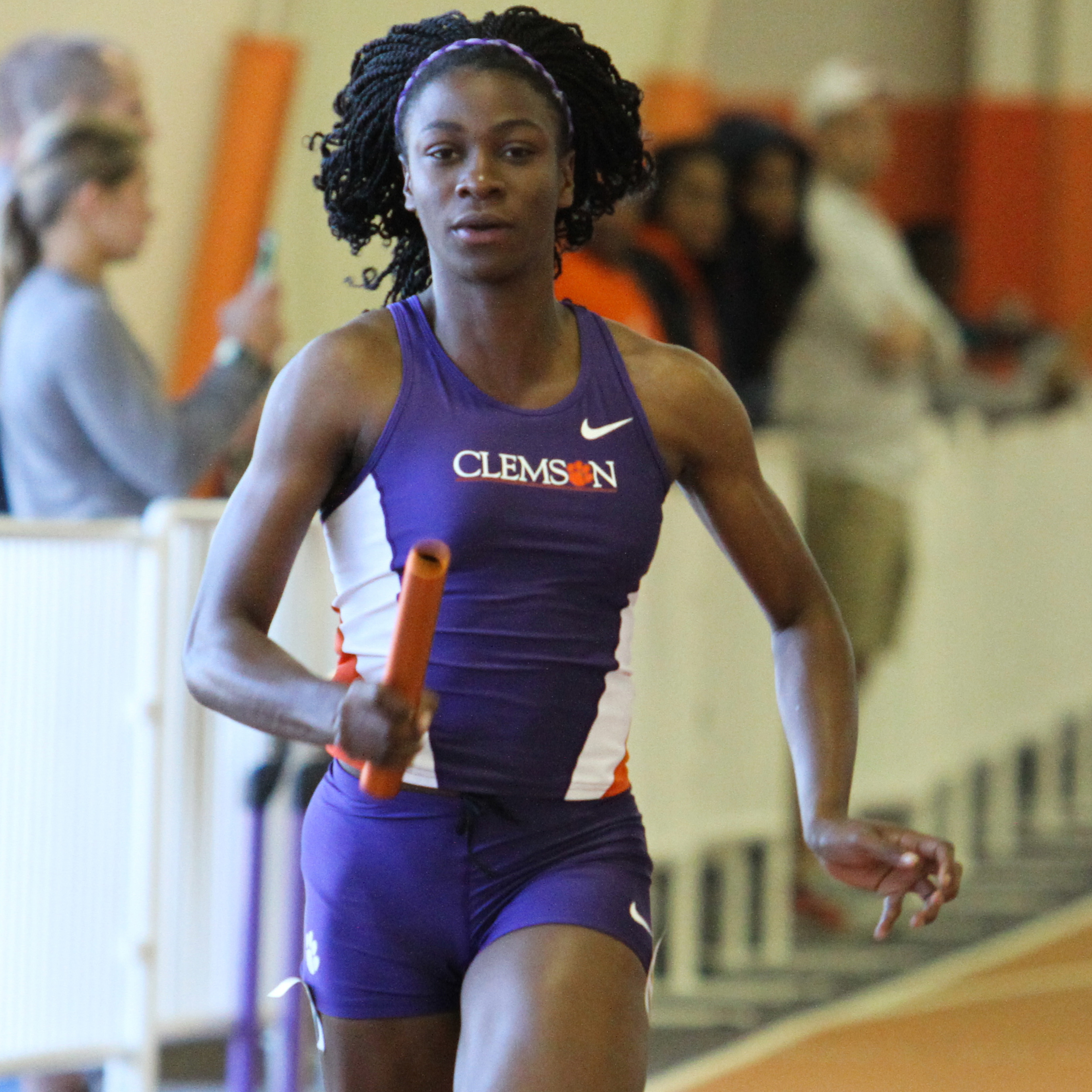 Clemson 4x4s Shine on Final Day