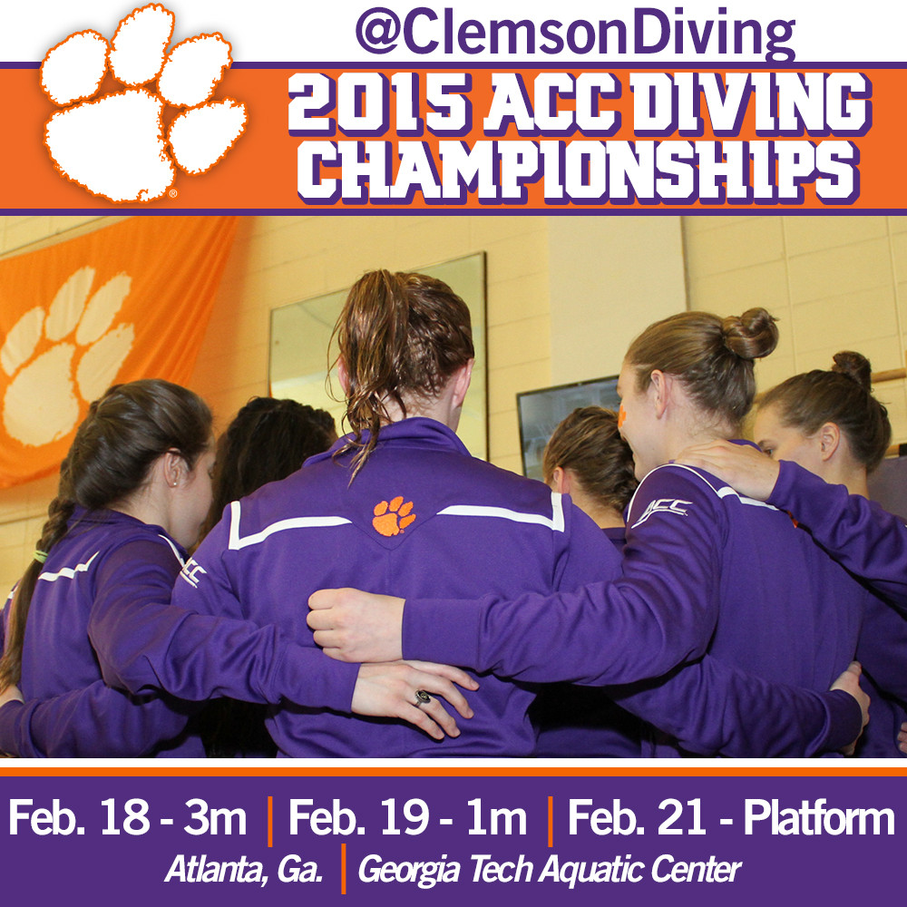Tigers Head to Atlanta for ACC Championships Wednesday-Saturday