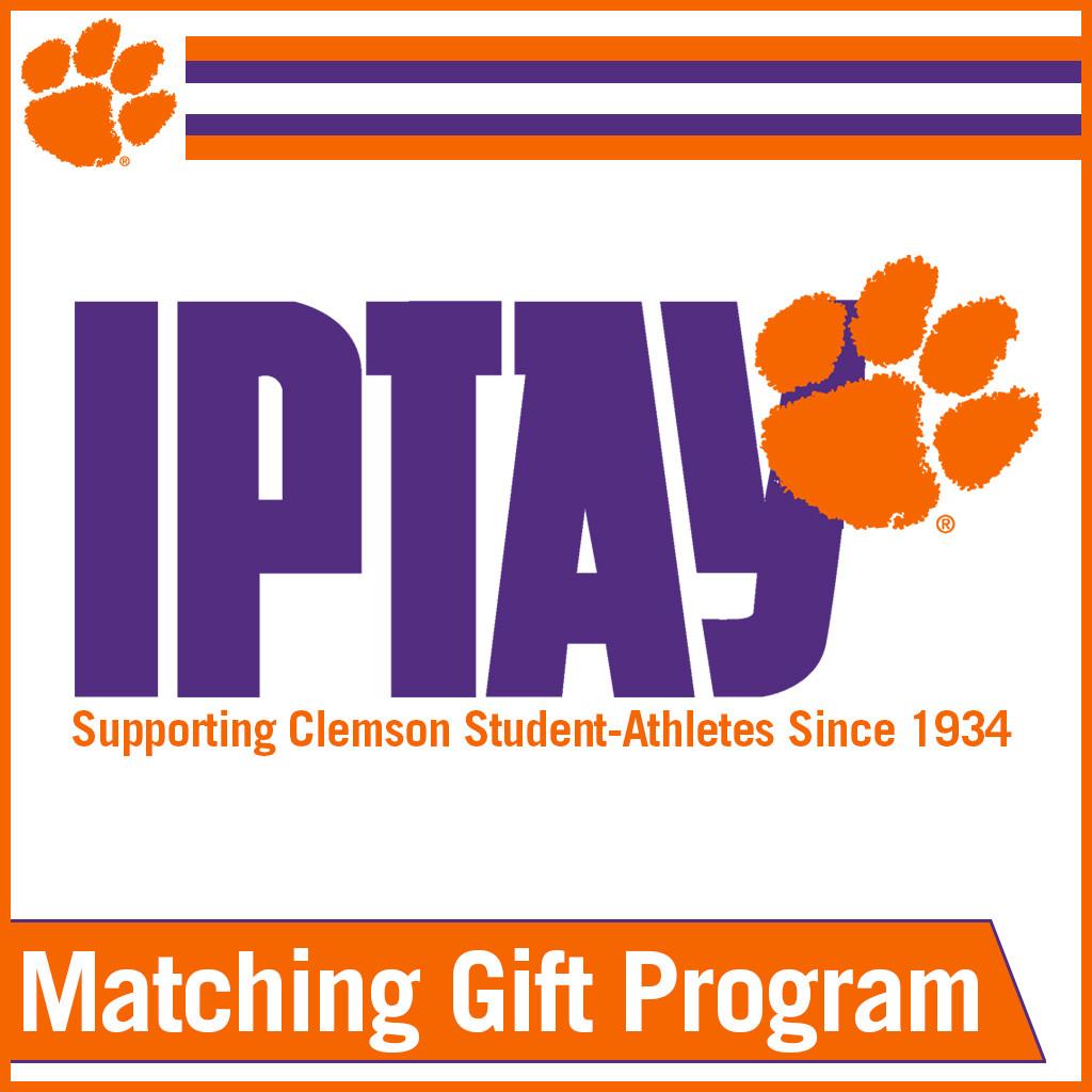 Take Advantage Of The IPTAY Matching Gift Program!