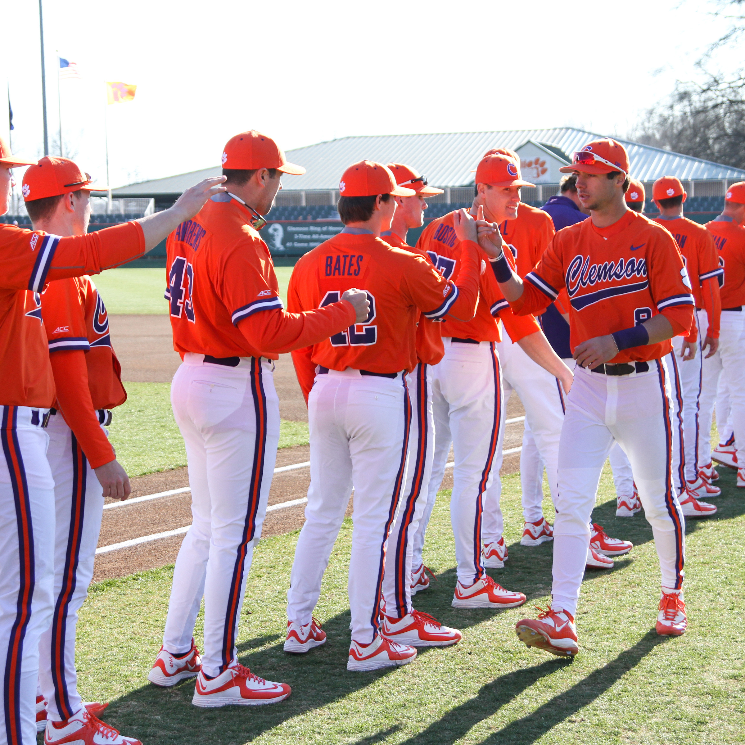 Clemson Faces Maine in Augusta This Weekend