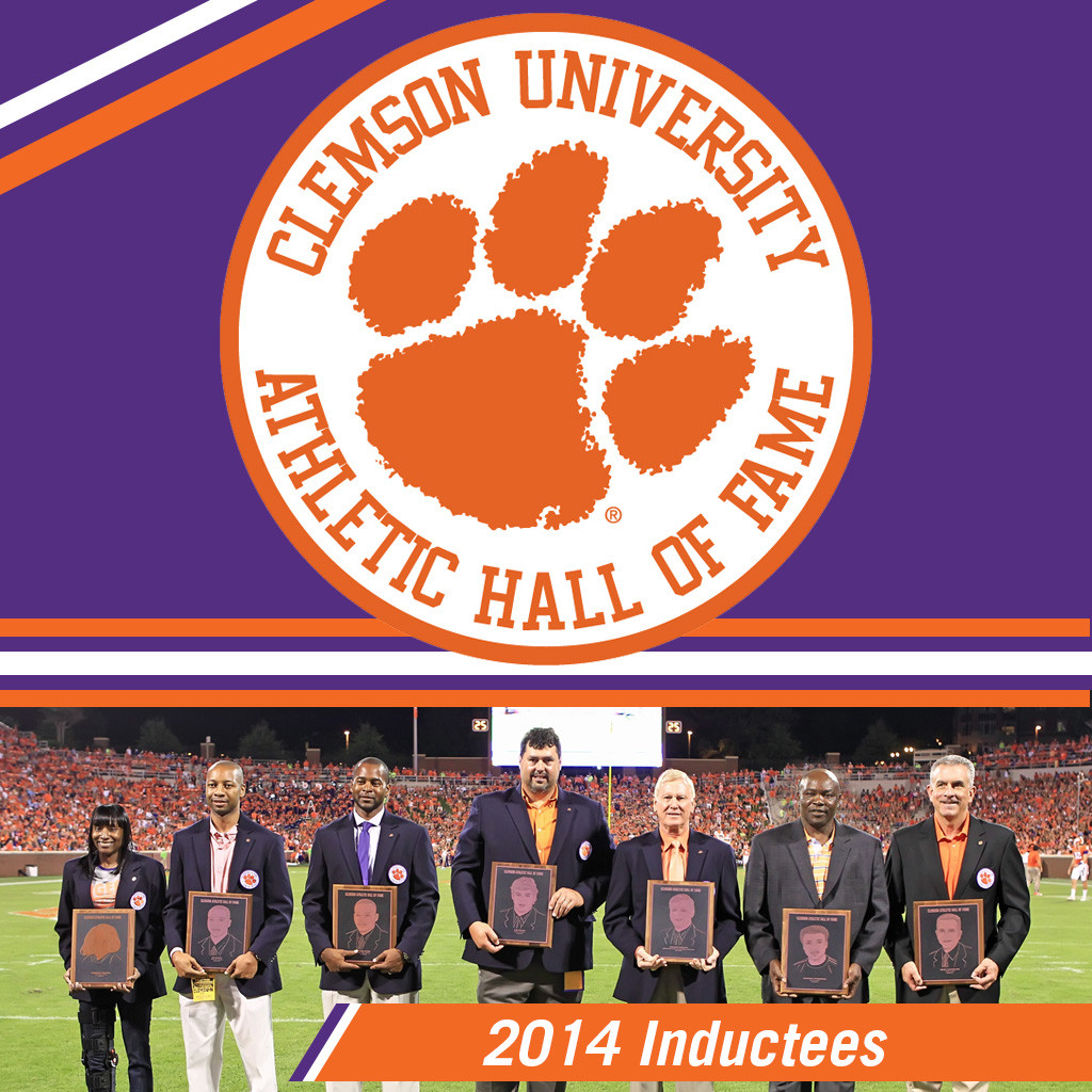 2015 Clemson Athletic Hall Of Fame Nominations Now Open