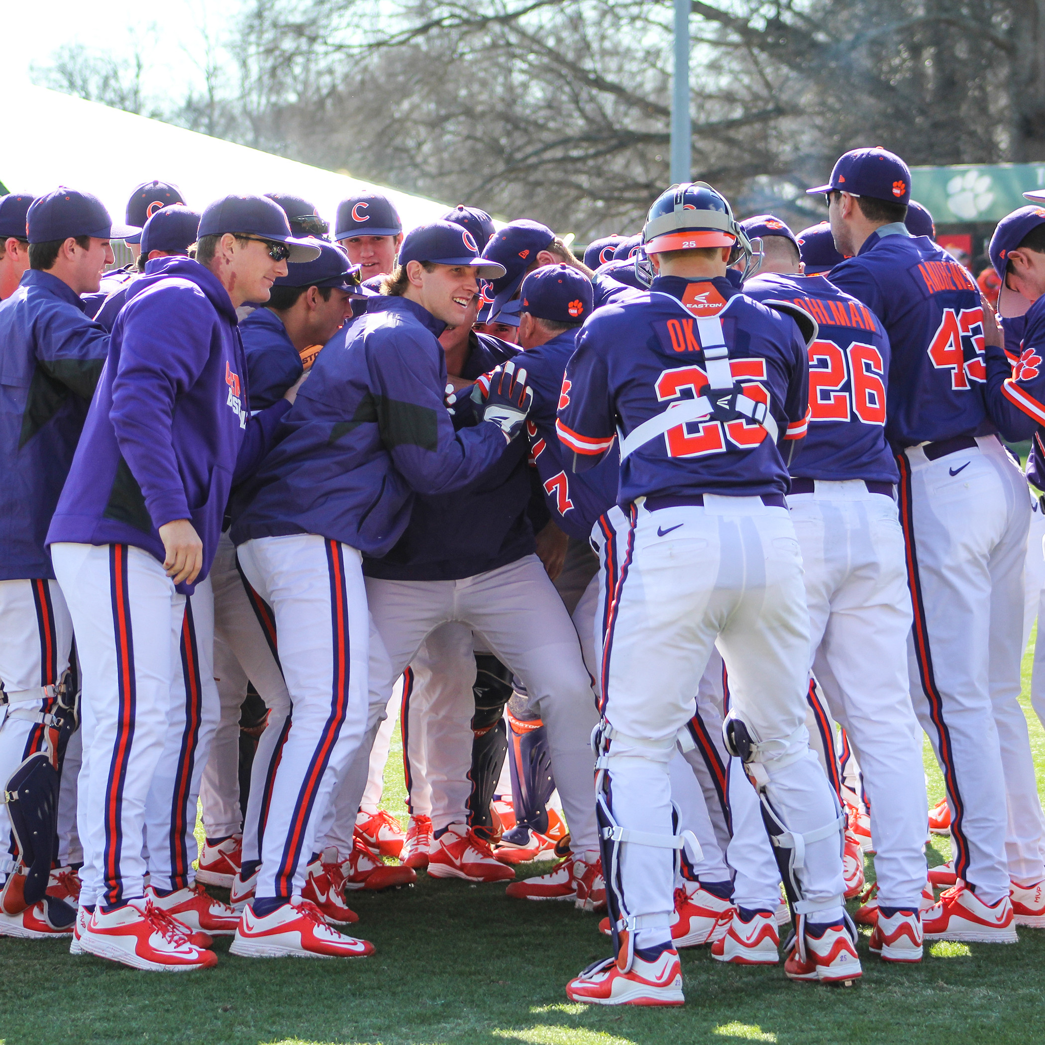 Clemson vs. Maine Series Changes