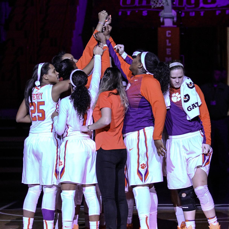 Women?s Hoops Falls to No. 8/9 Louisville