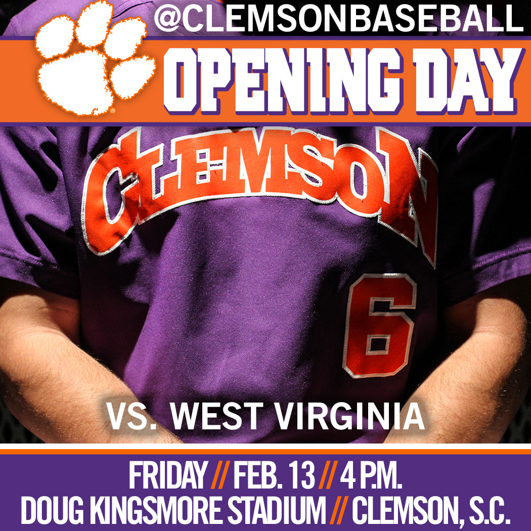 Ready for Clemson Baseball?