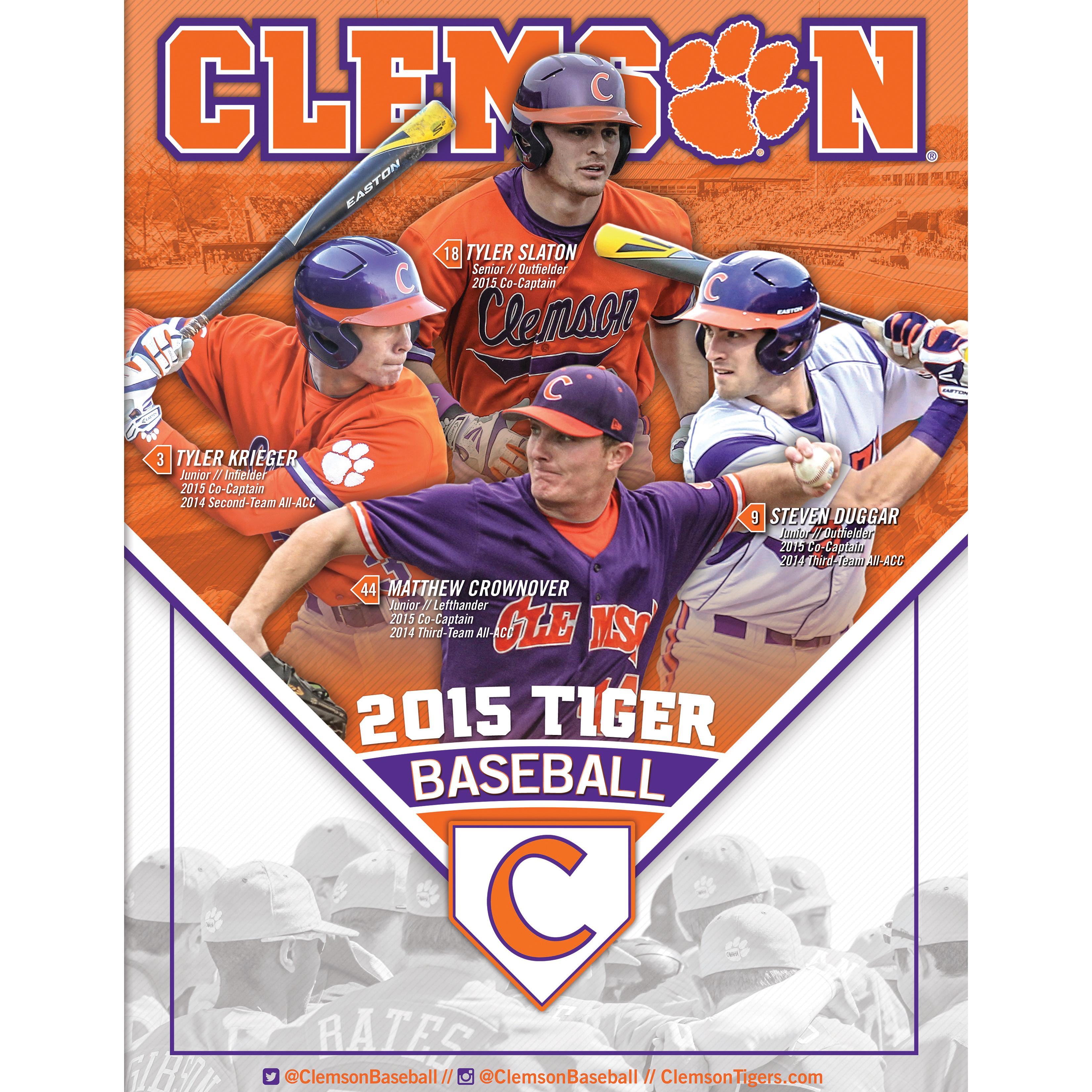 2015 Baseball Media Guide