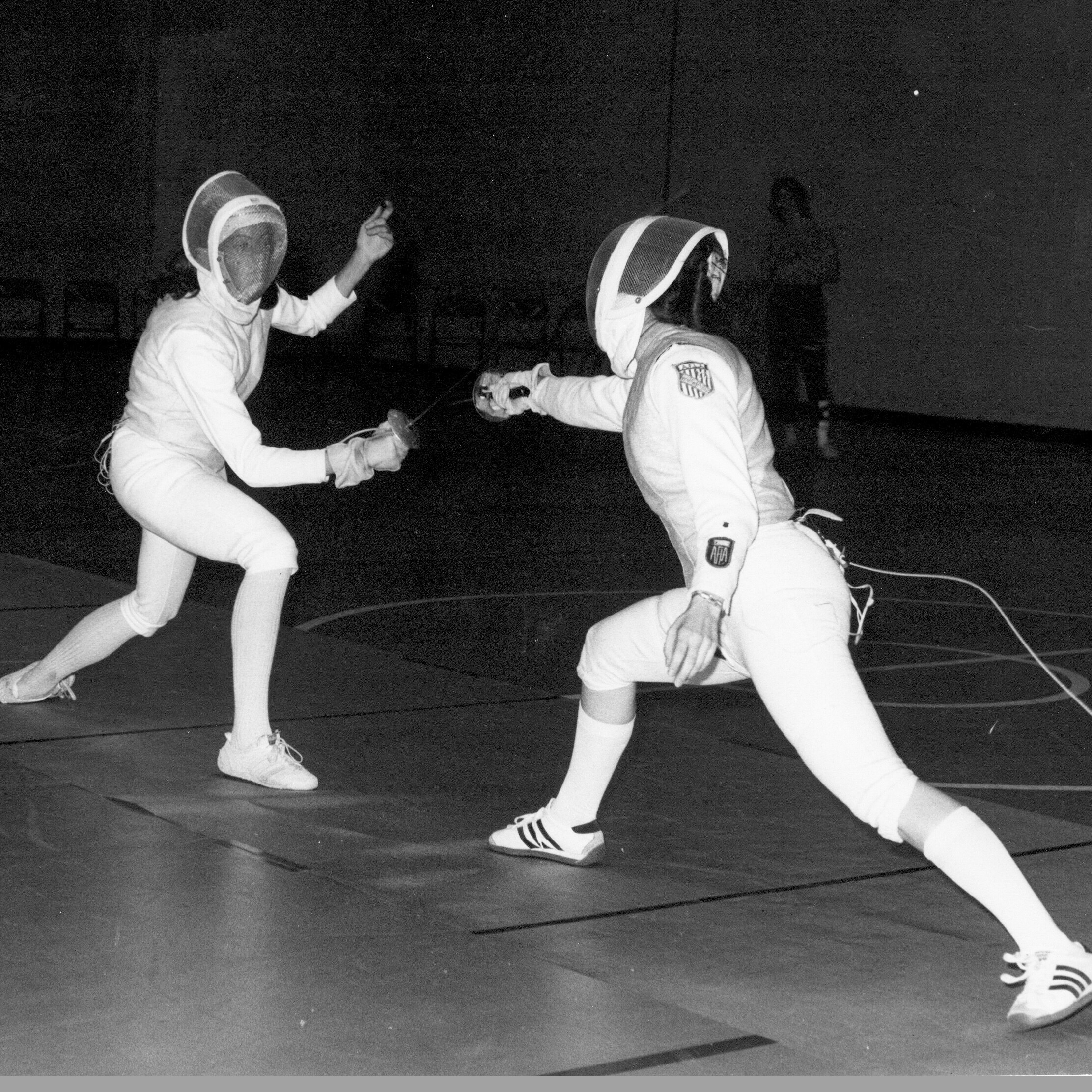 Men's Fencing at Clemson