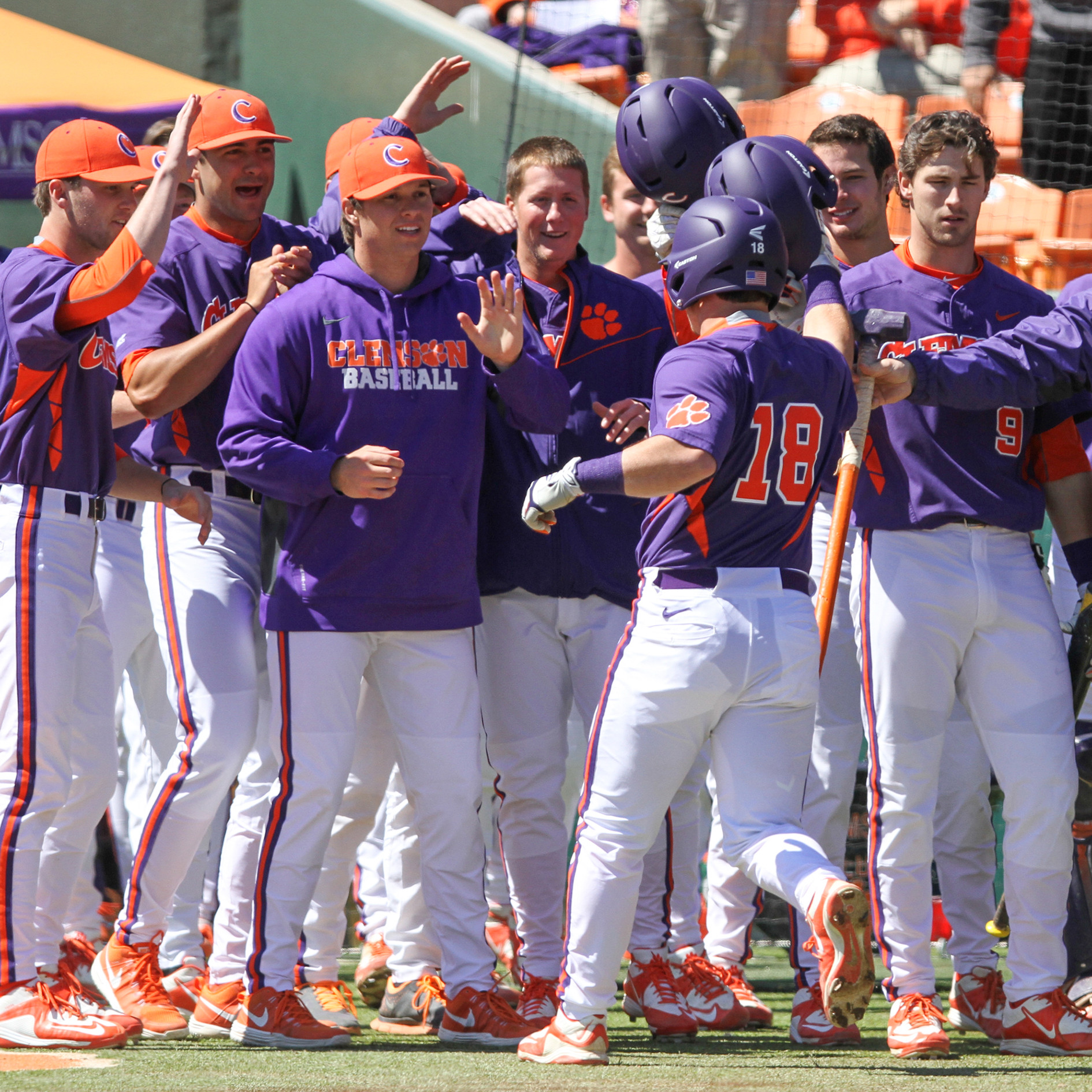 Tigers Conclude Homestand