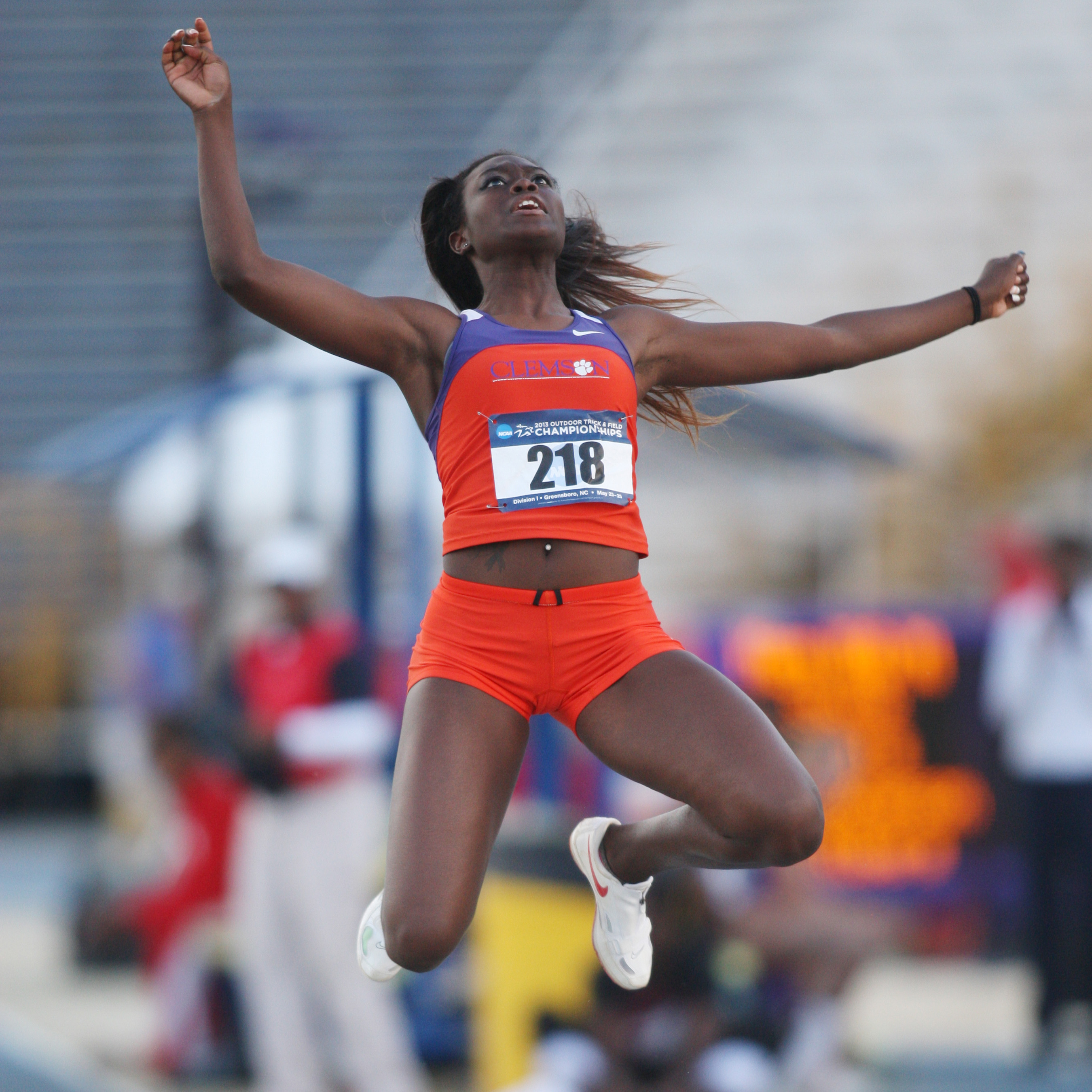 Tigers Strong on Day One at ACC Outdoors