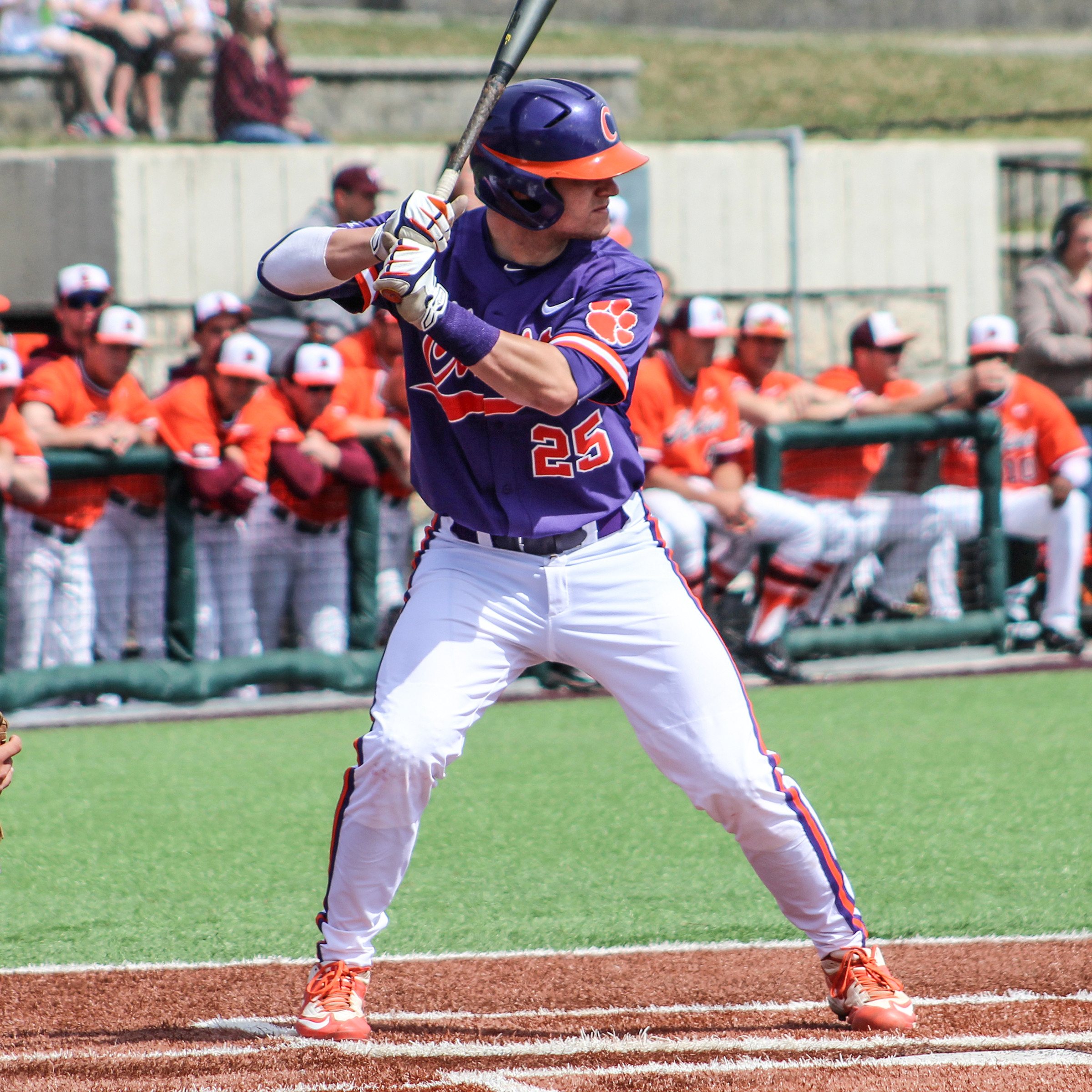 Hokies Edge Tigers 4-3 in 12