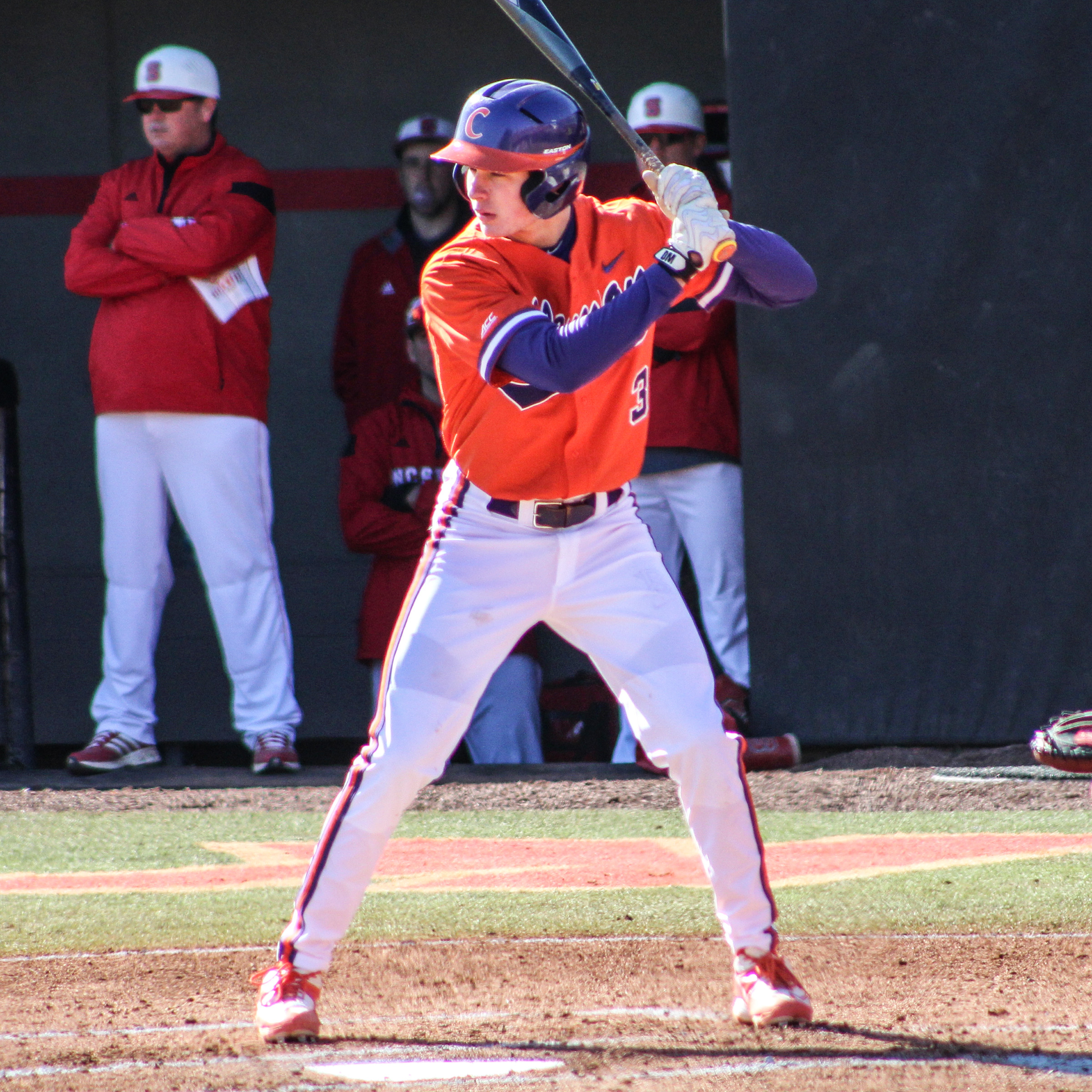 Clemson Hosts Fighting Irish