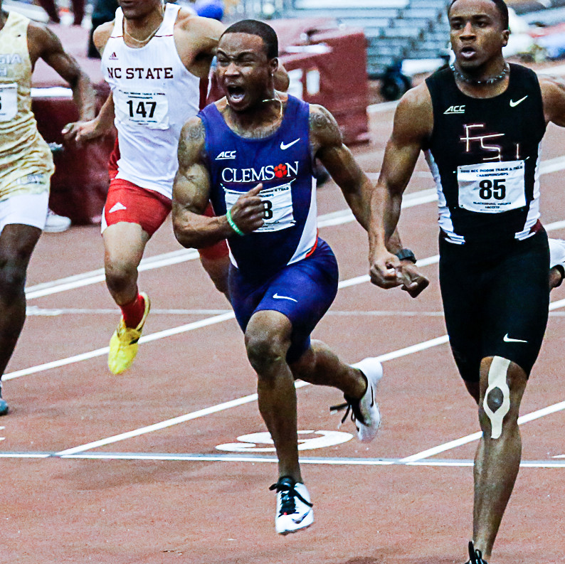 Athletics 101 ? Sprints with Tevin Hester