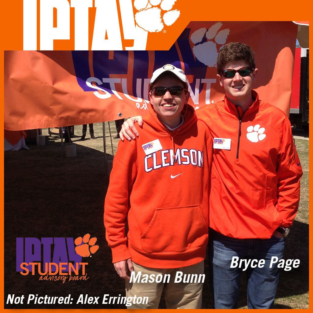 IPTAY Student Advisory Board Elects Executive Board for 2015-2016