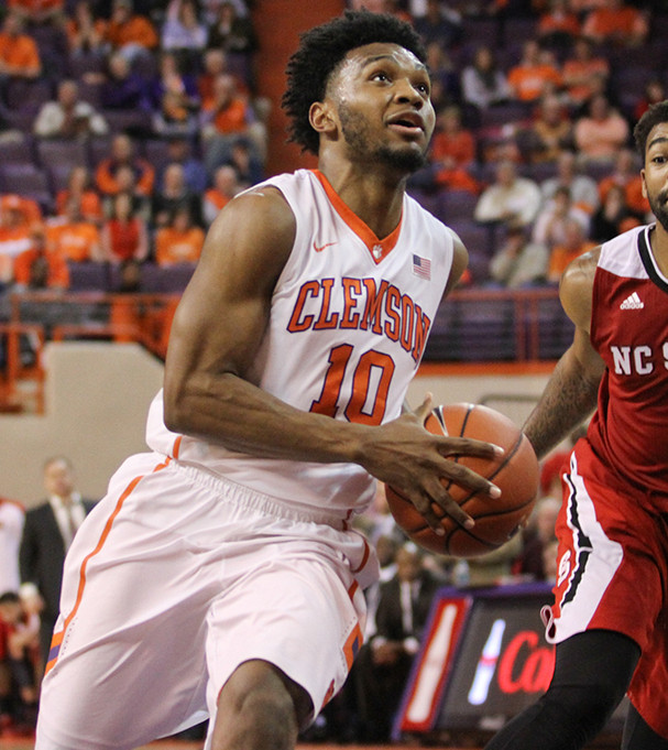 Tigers Fall to NC State, 66-61