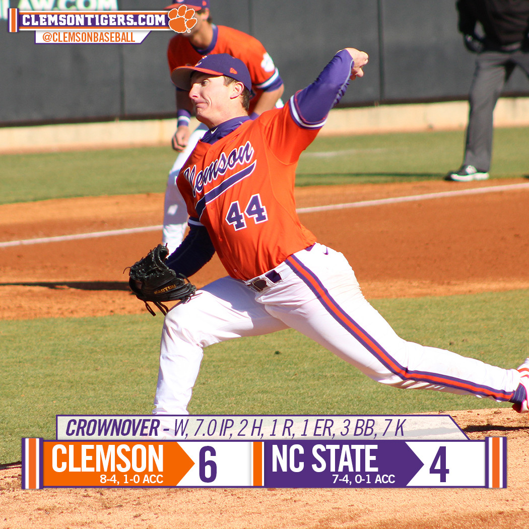 Tigers Topple Wolfpack 6-4