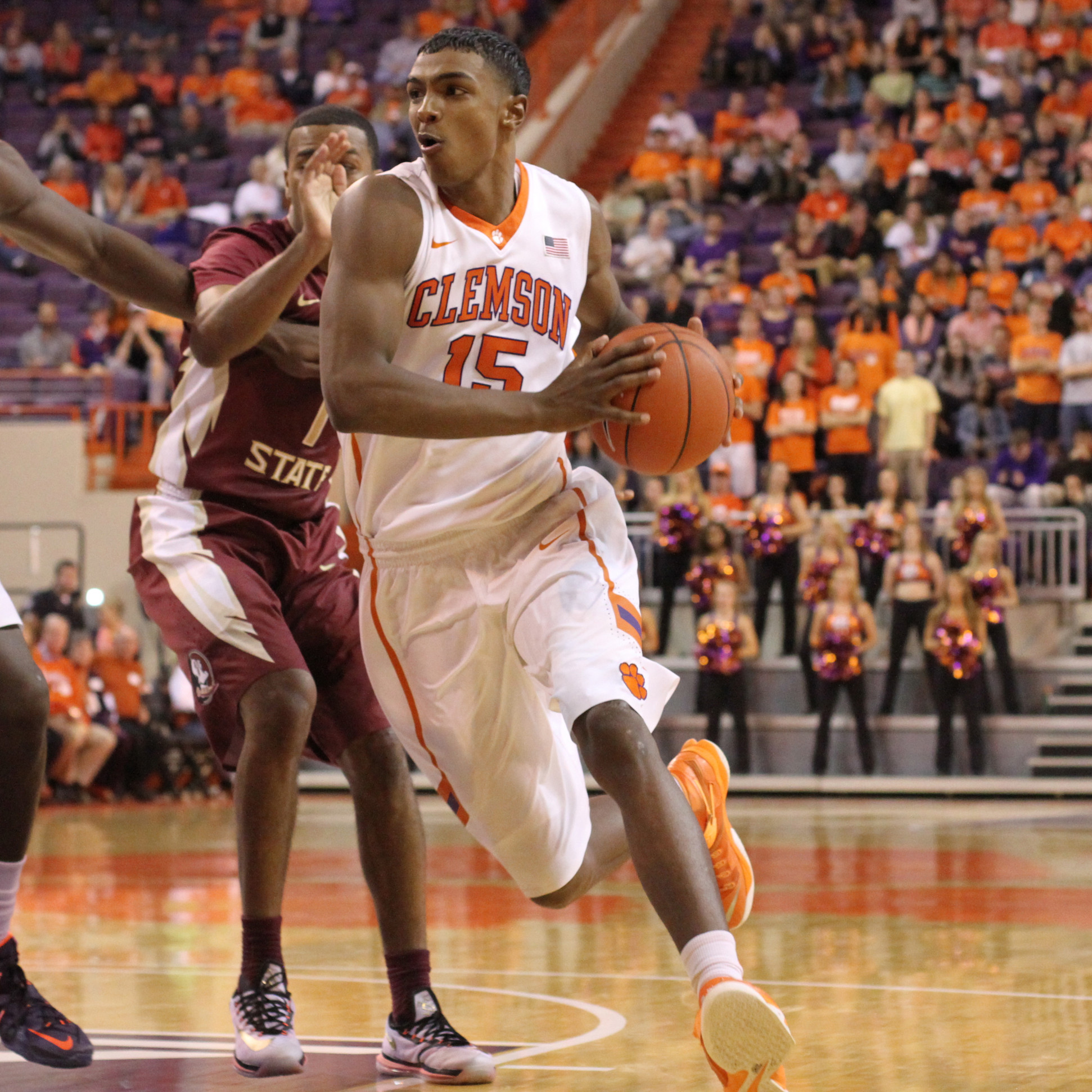 Tigers Face Florida State in #ACCTourney