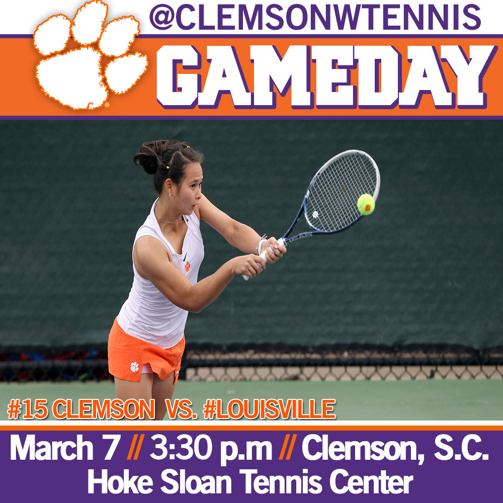 Tigers Return Home, Host Louisville Saturday