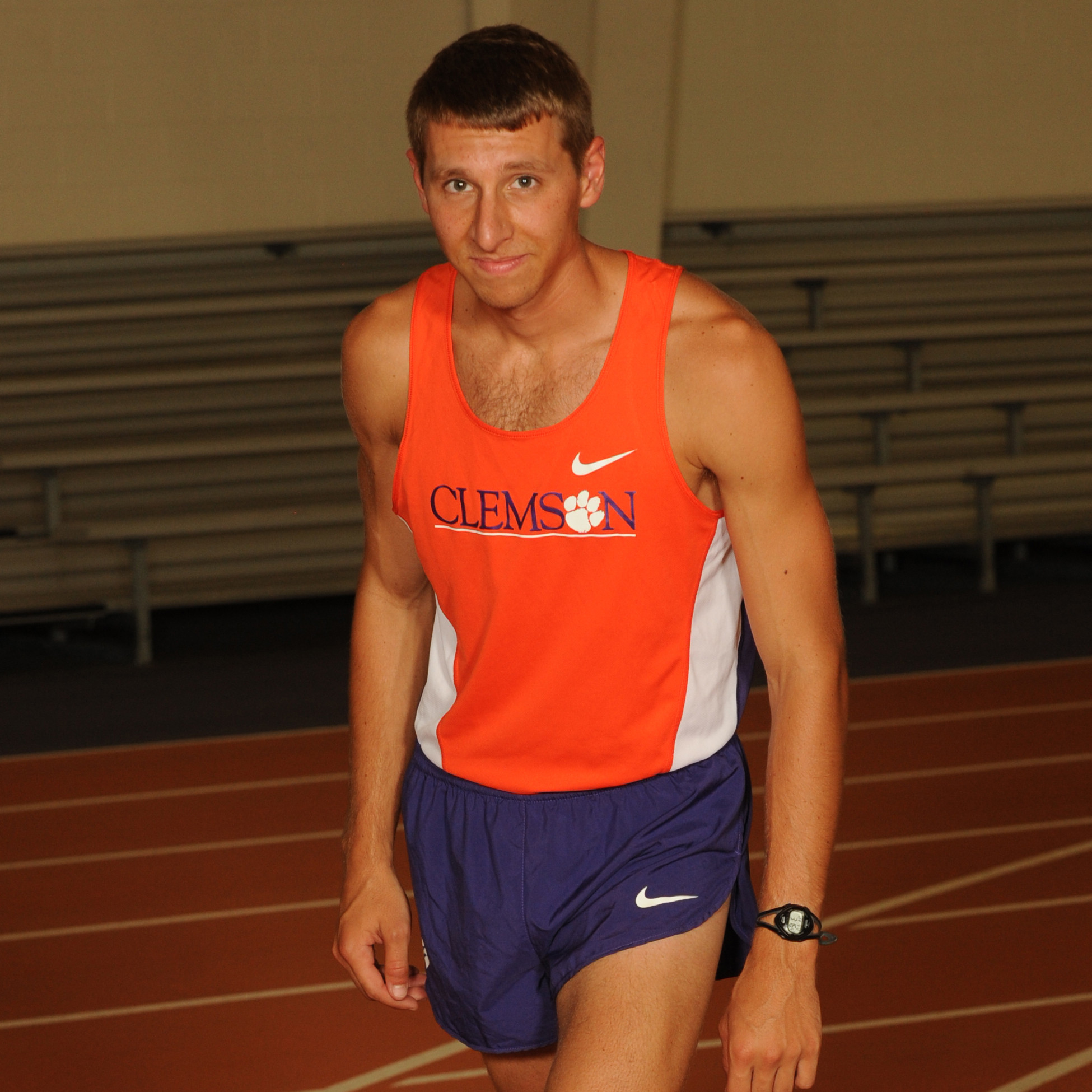 Athletics 101 ? Distance with Roland Hakes