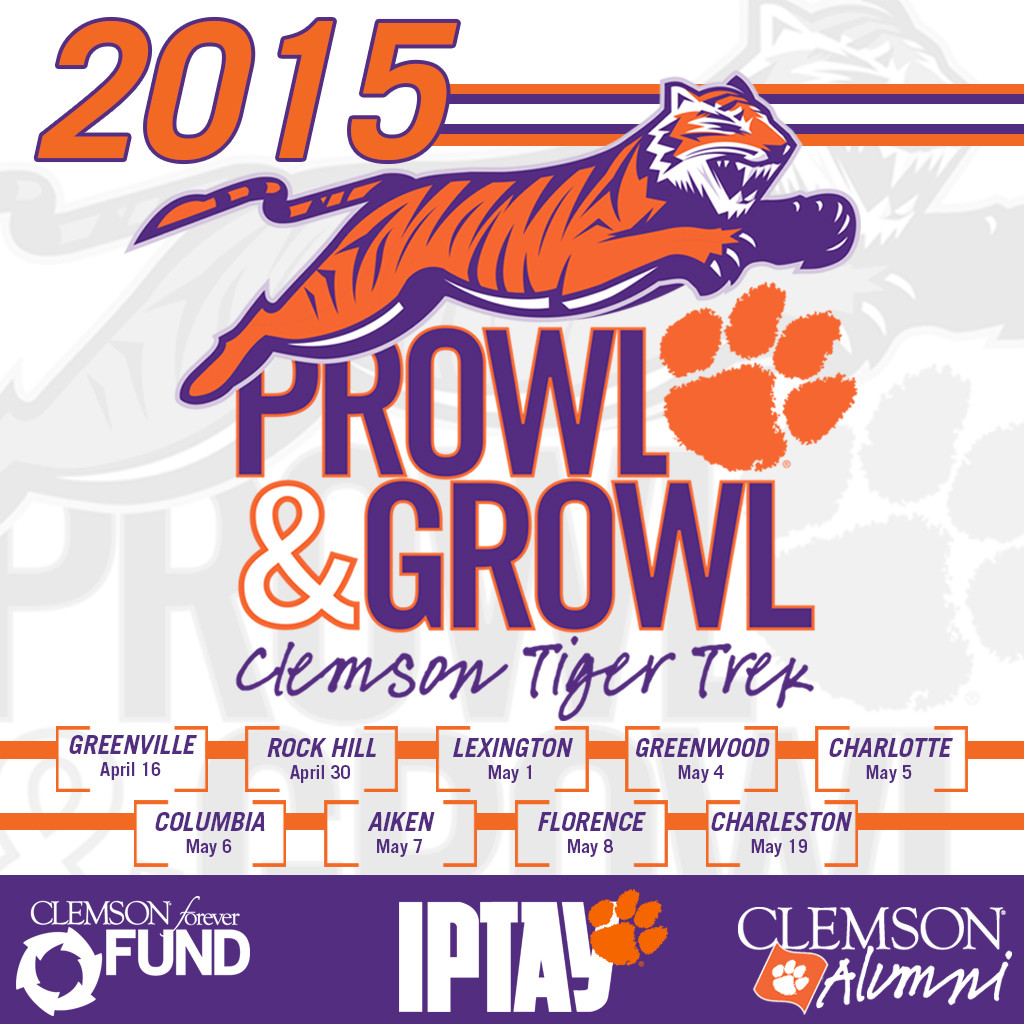 Join Us For The 2015 Prowl & Growl Coaches' Tour