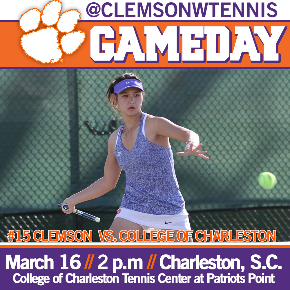Tigers Take on Cougars Monday Afternoon in Charleston