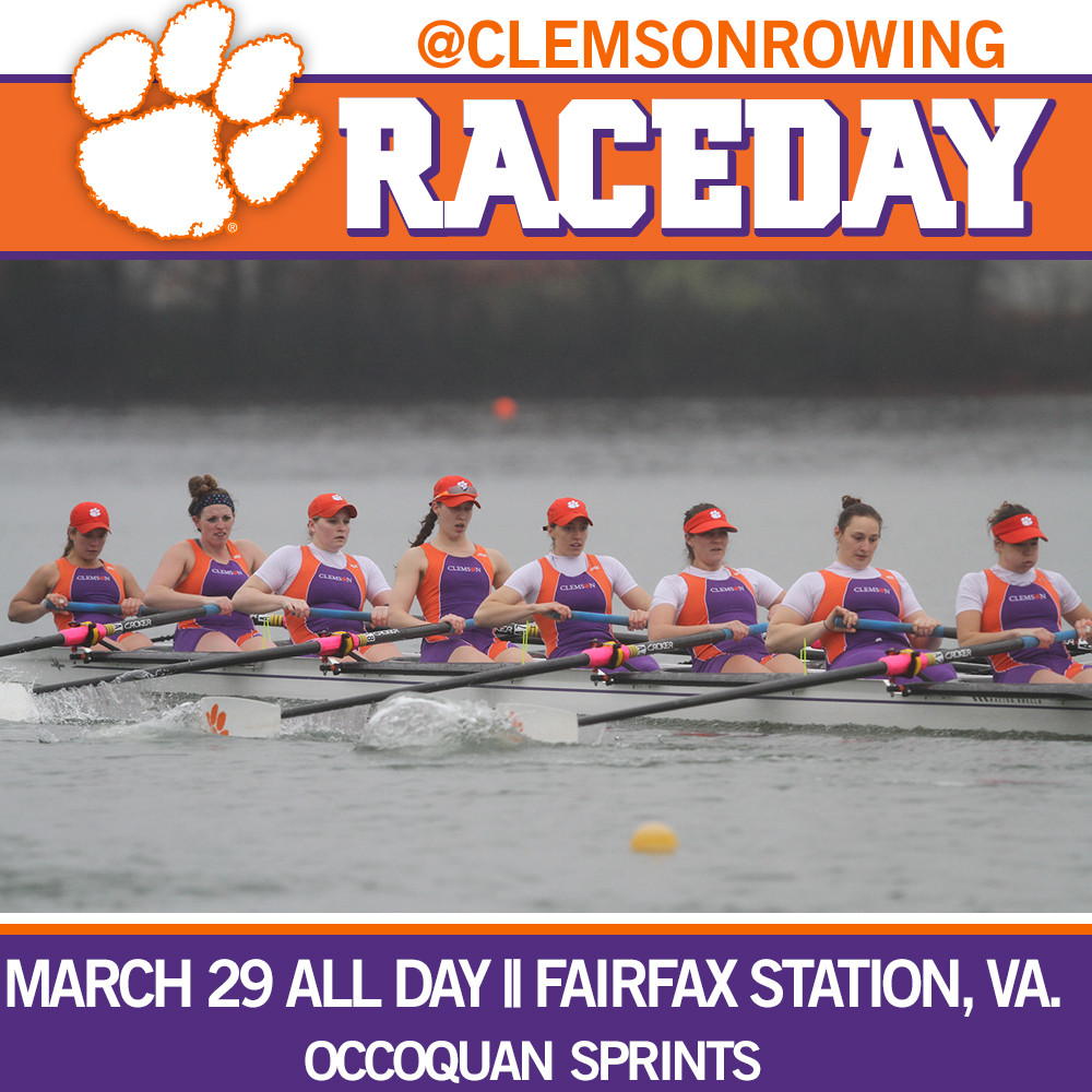 Clemson to Race Sunday at Occoquan Sprints