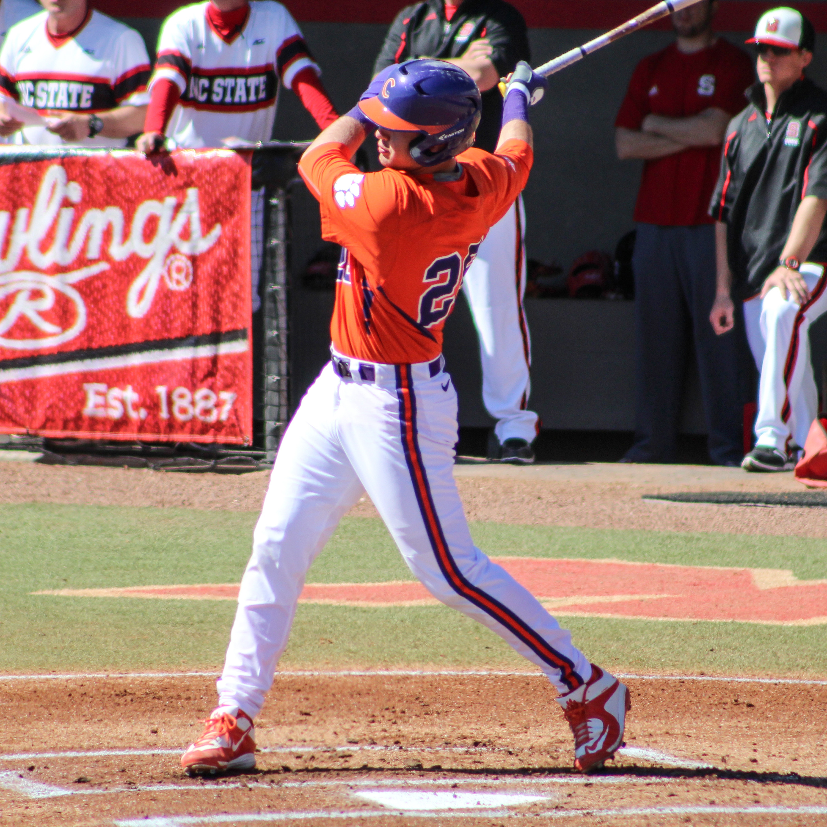 NC State Defeats Tigers 14-6
