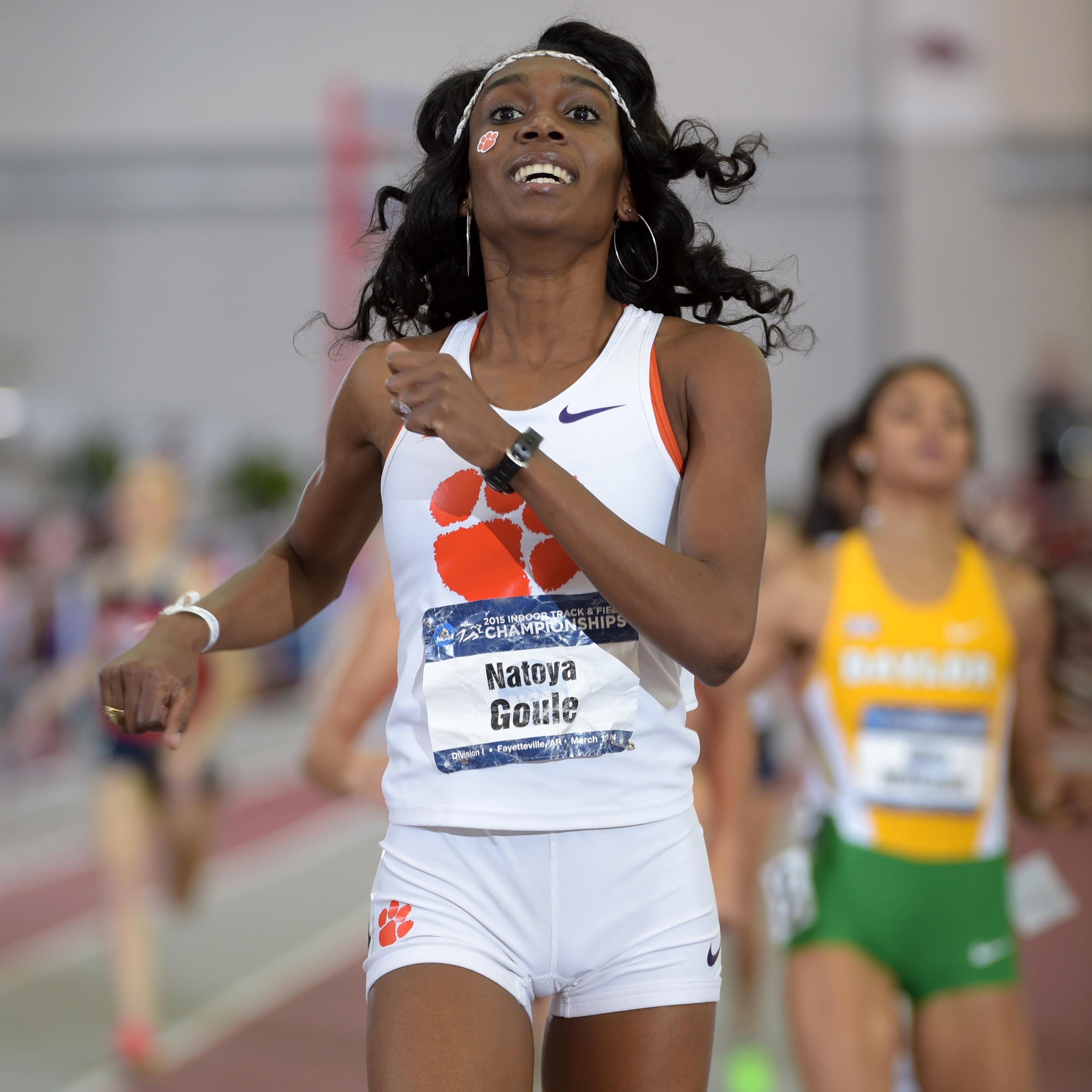 Goule Wins 800 at NCAA Indoor Championships
