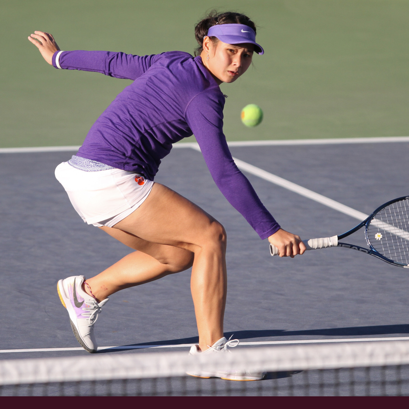 Four Tigers Begin Play in NCAA Singles & Doubles Championship This Week