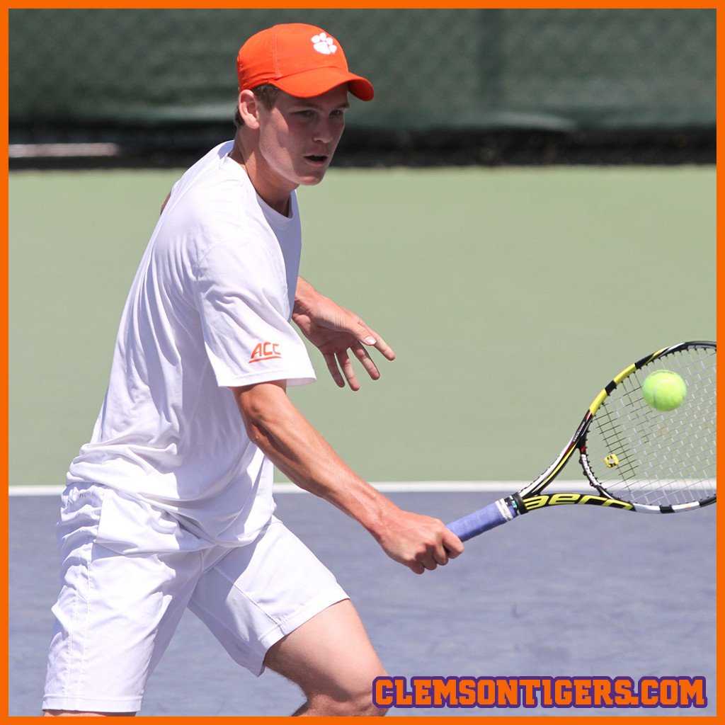Clemson Falls to #12 Wake Forest 6-1 Sunday