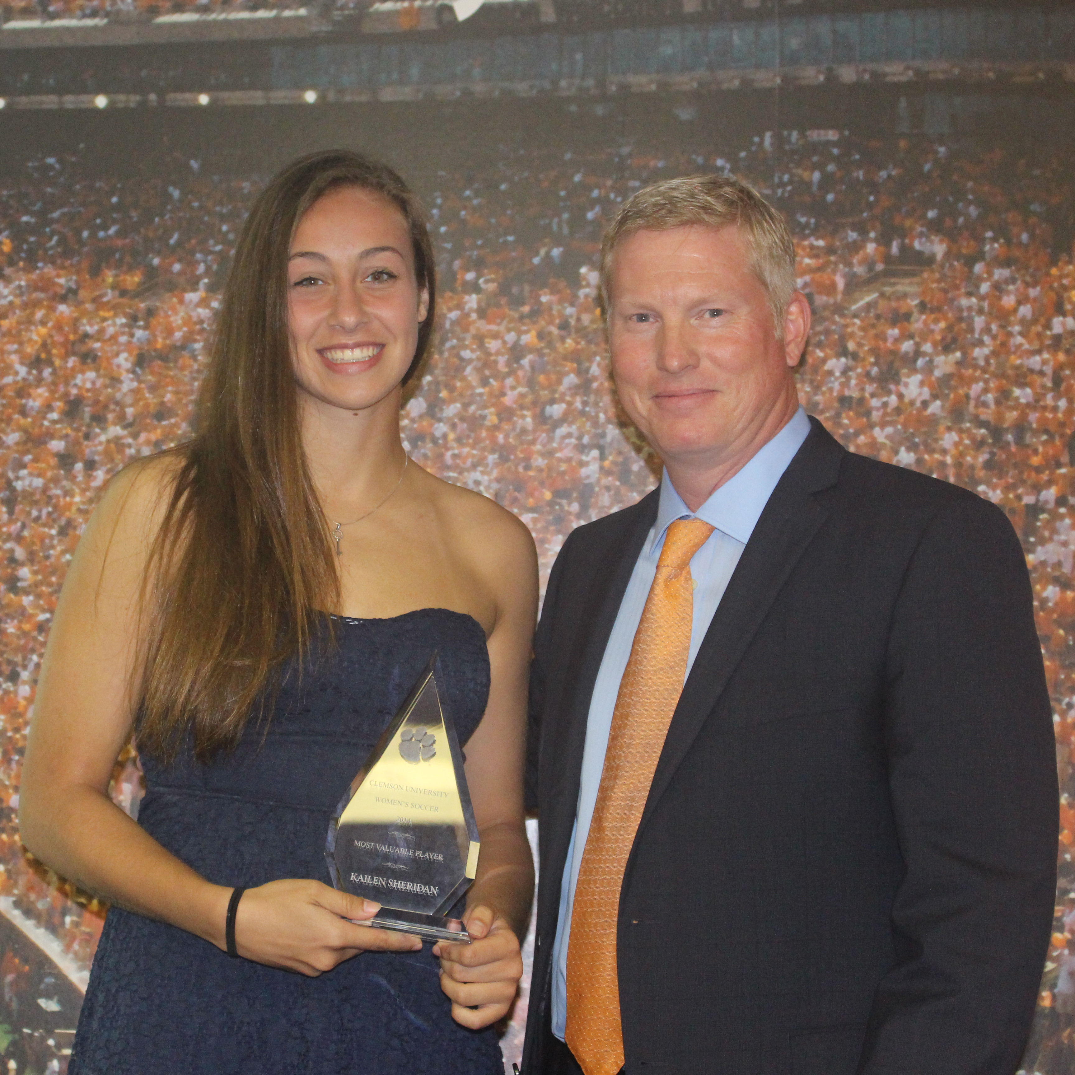 Women's Soccer Program Recognizes Award Winners at Annual Banquet