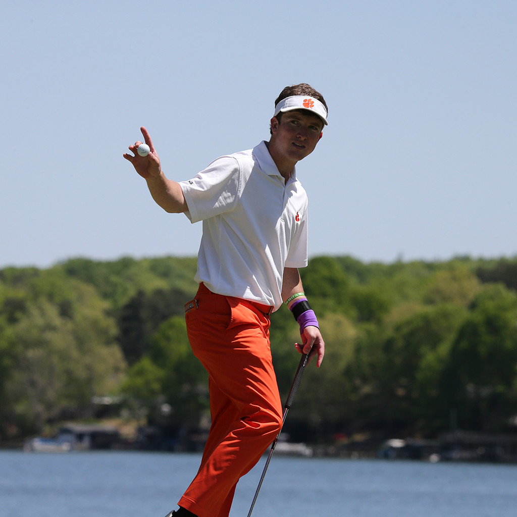 Clemson Has First Round Lead at ACC Tournament