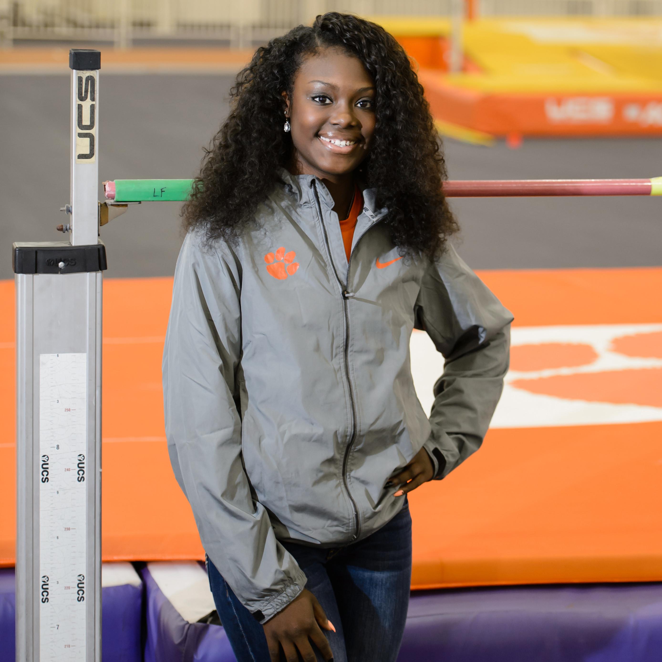 Athletics 101 ? High Jump with Mimi Land
