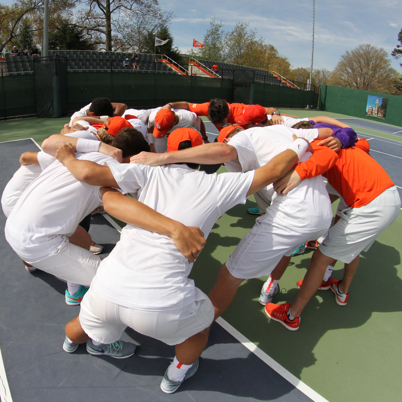 Tigers Conclude Play at ITA Carolina Regional Sunday