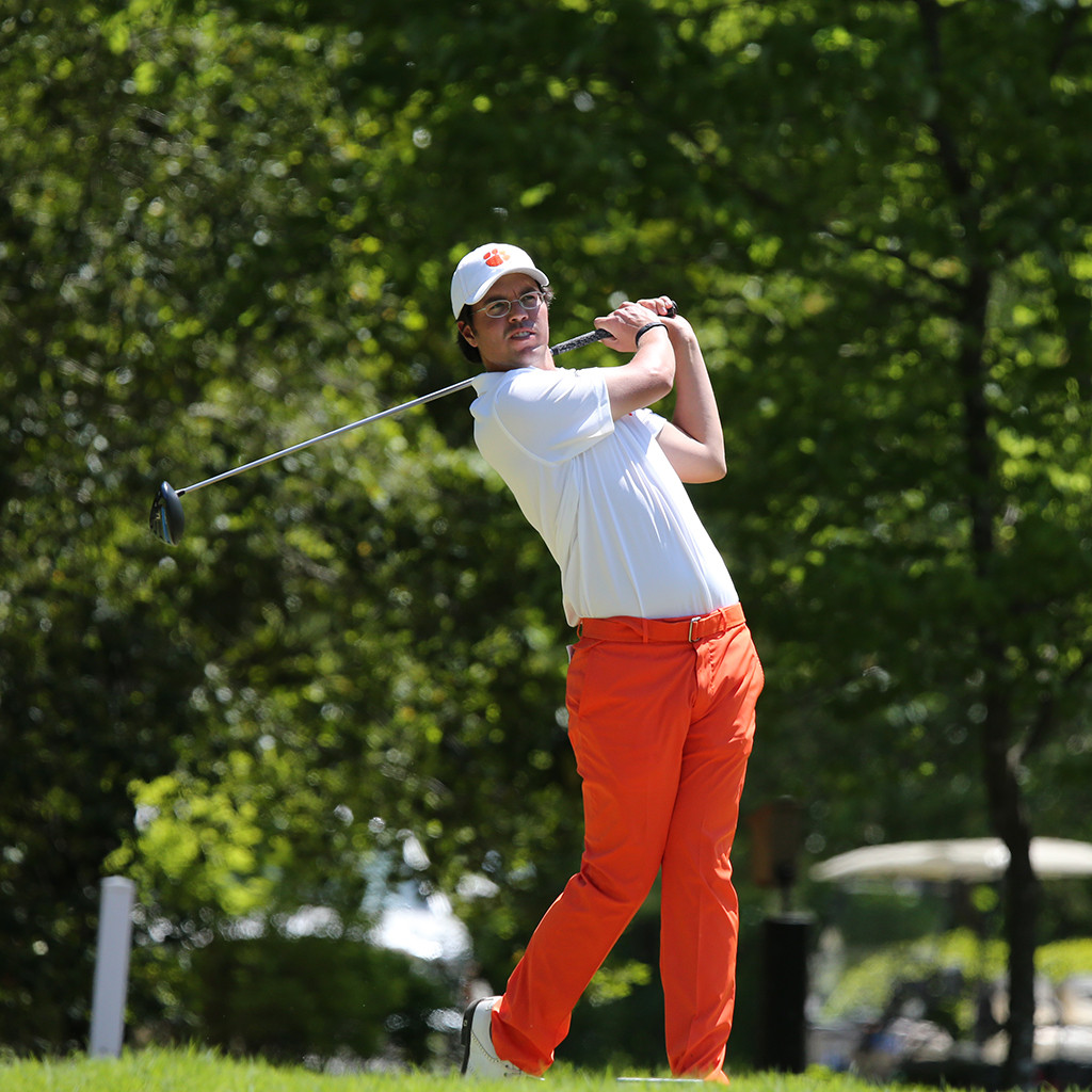 Clemson One Shot Back at ACC Tournament