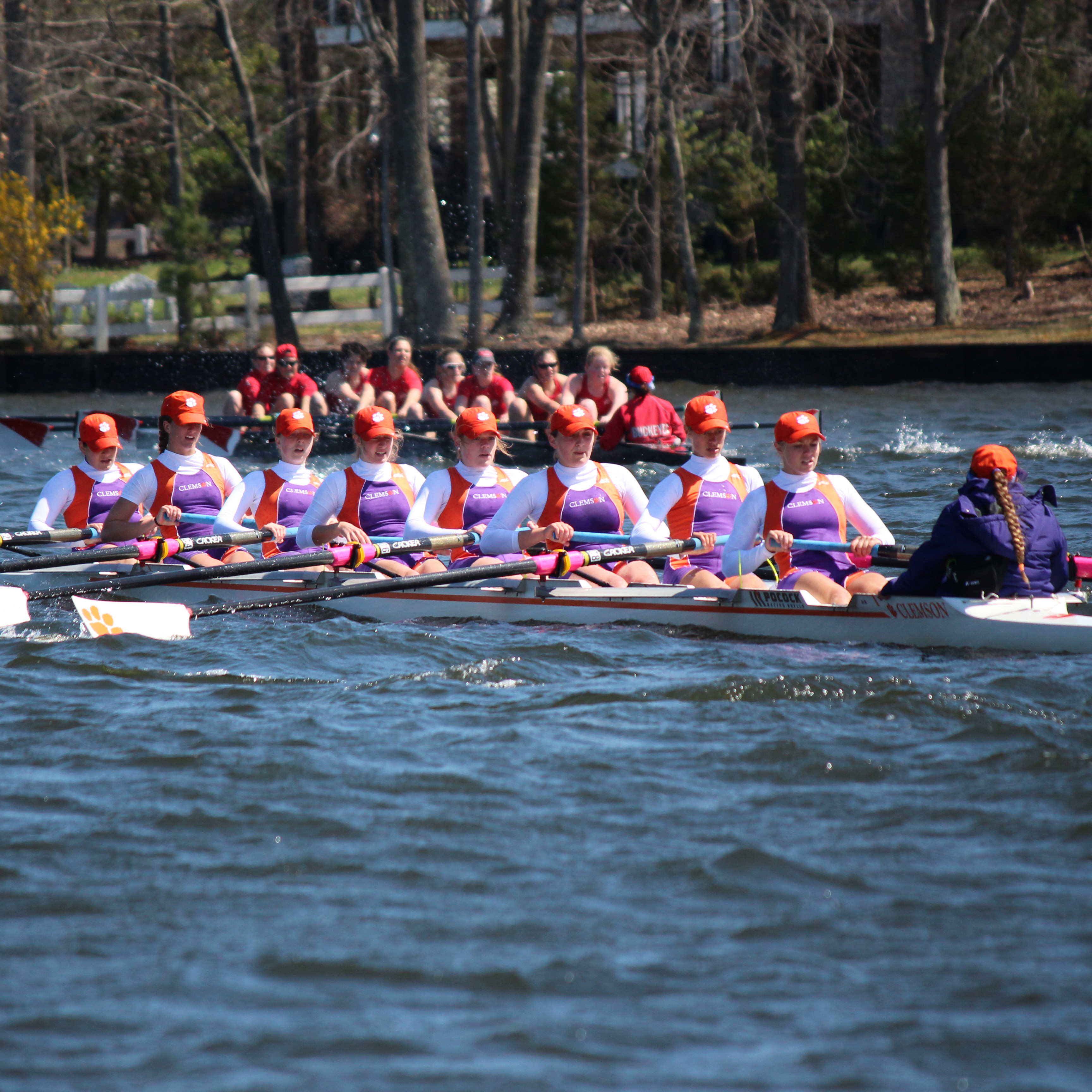 Tigers Compete at ACC/Big Ten Challenge