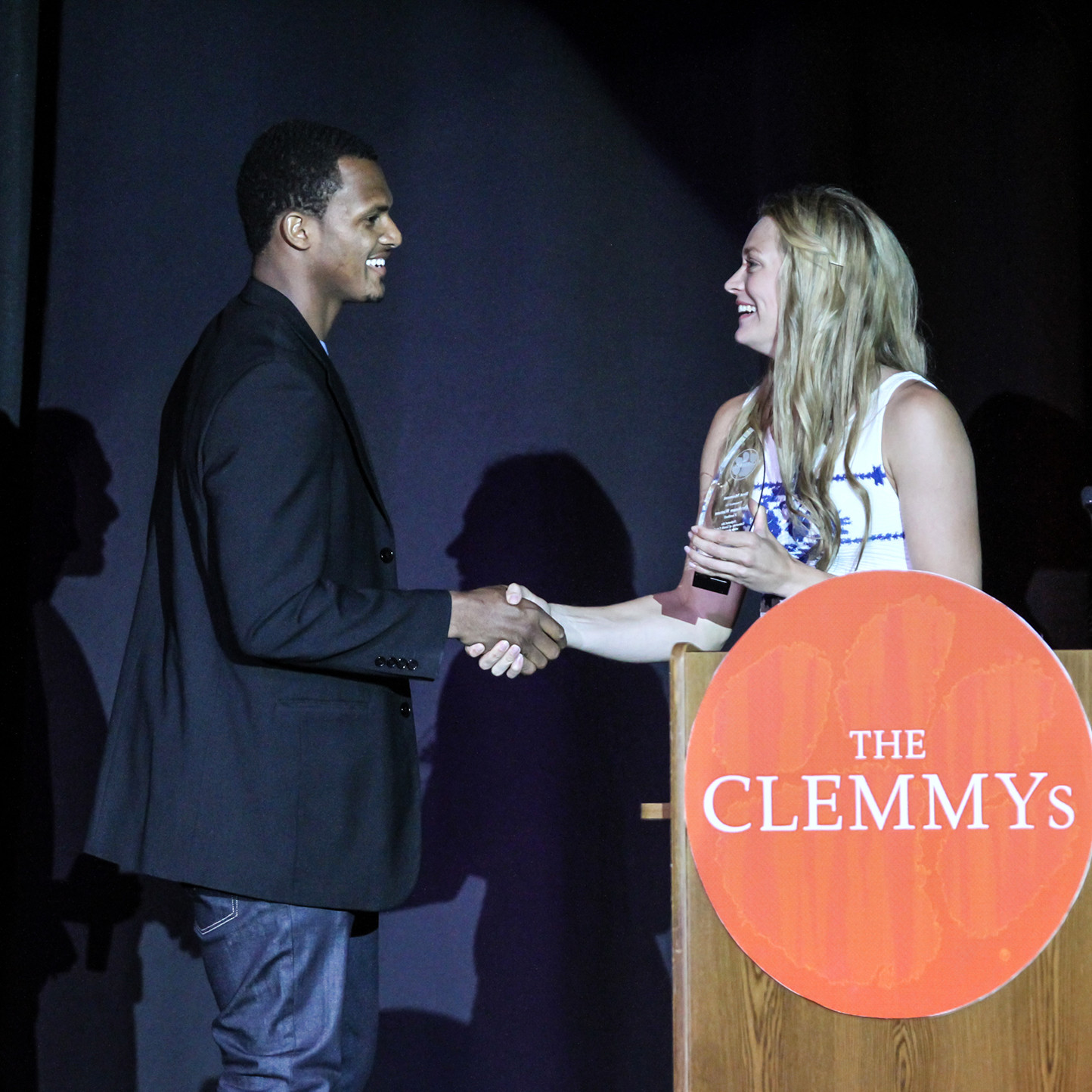 Student-Athletes Shine at Third Annual #CLEMMYs