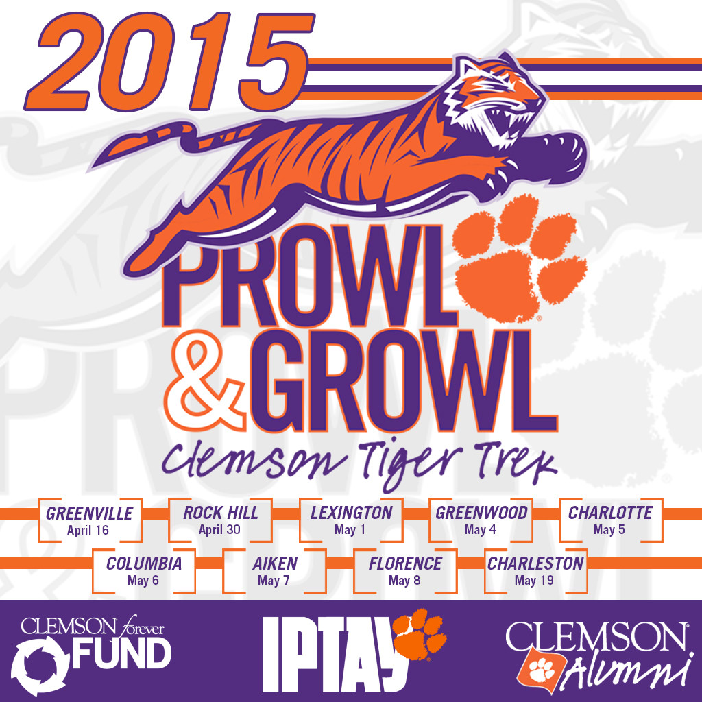 Huge Week For The 2015 Prowl & Growl Coaches' Tour