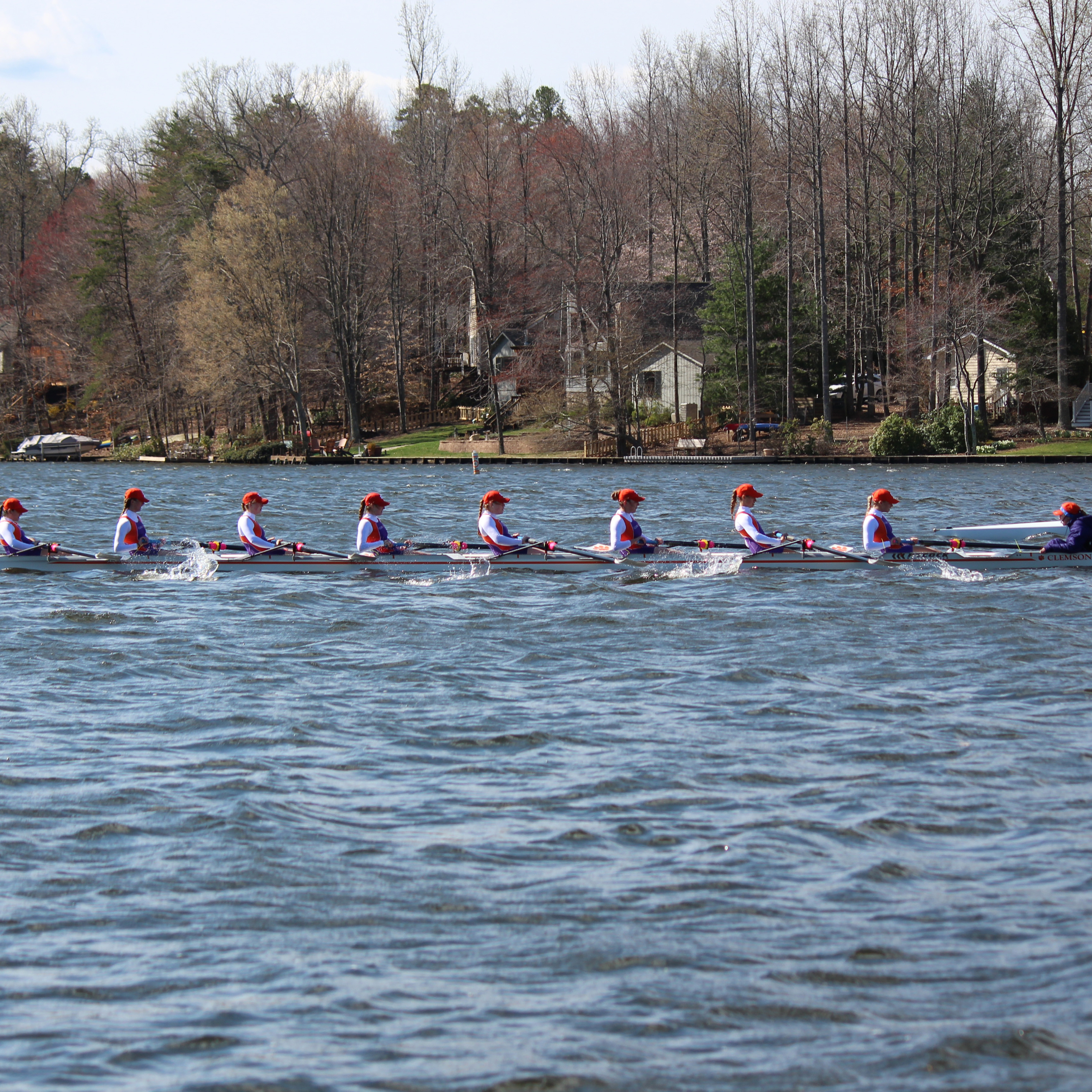 Clemson 3V8 Named ACC Crew of the Week