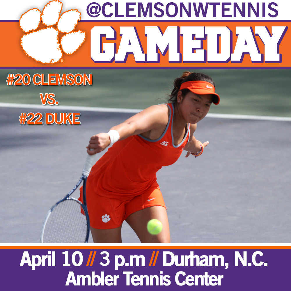Tigers Head to Durham for Tough ACC Test