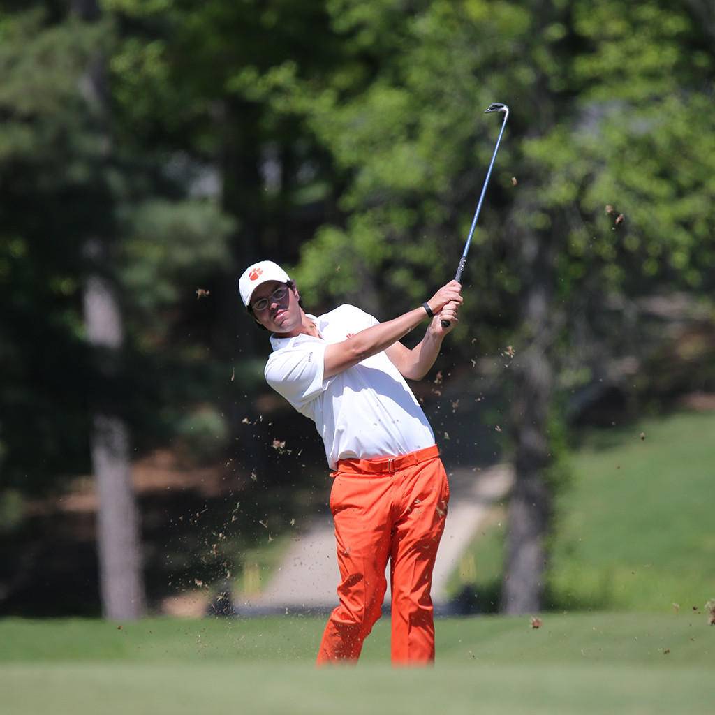 Clemson Rallies to ACC Golf Playoff; Finishes 2nd