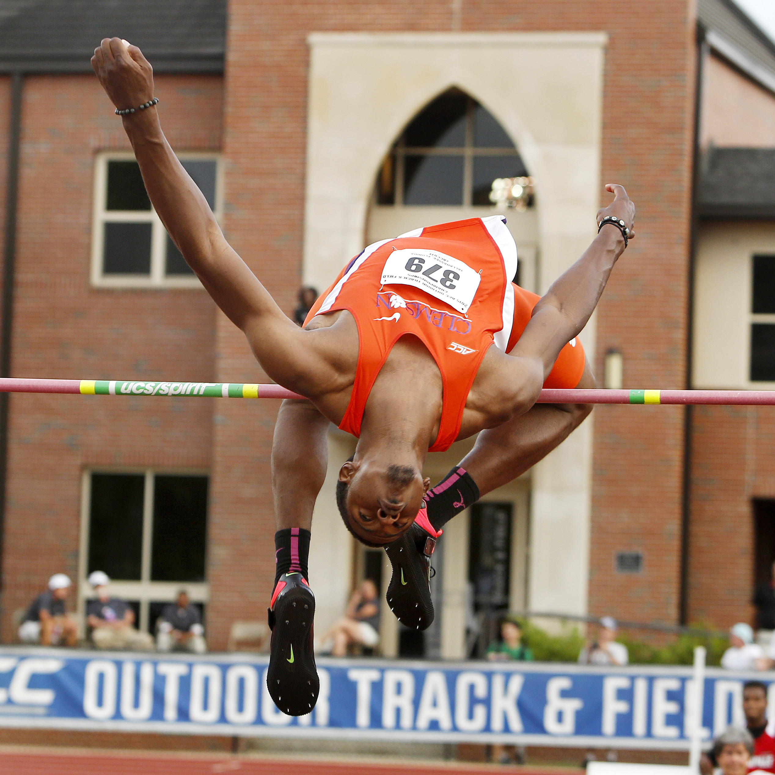 Ware Strikes Gold at ACC Outdoors
