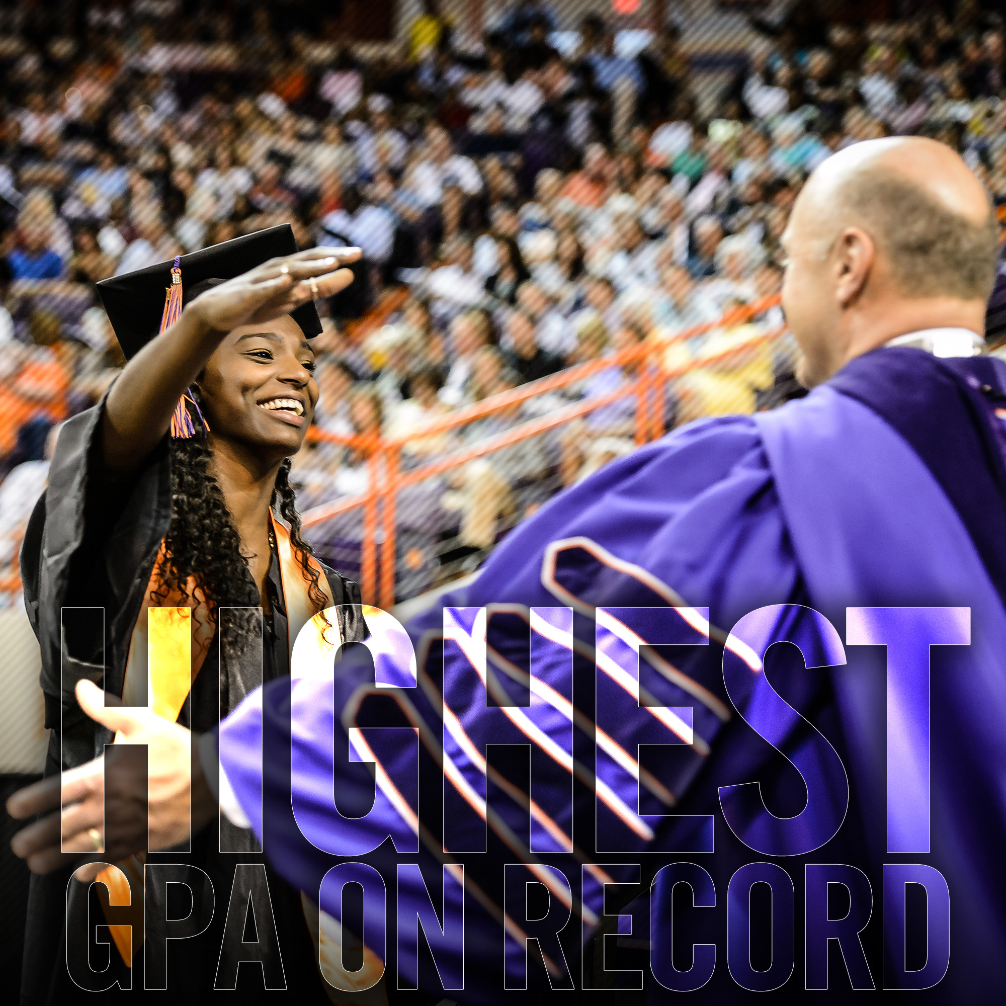Tigers Set GPA Record in Spring