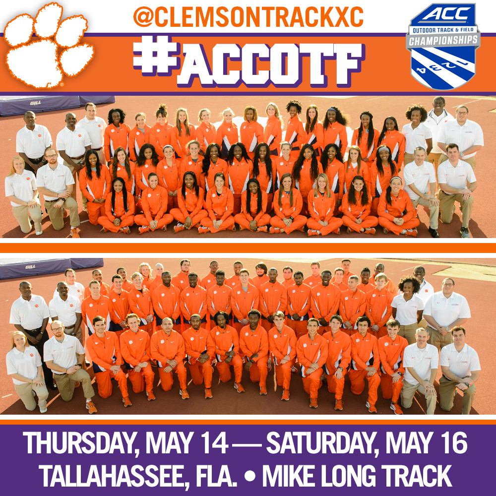 Tigers to Compete at ACC Outdoors