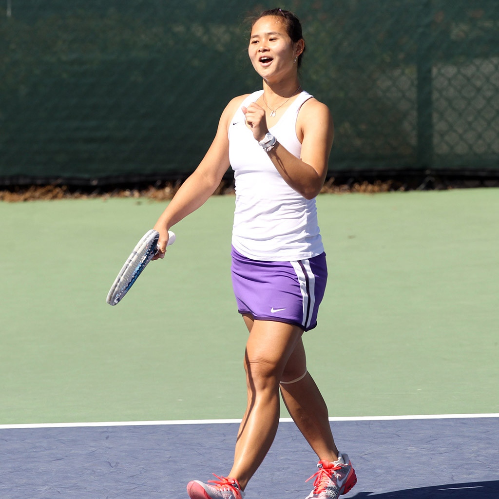 Gumulya and Rompies Advance to NCAA Elite Eight