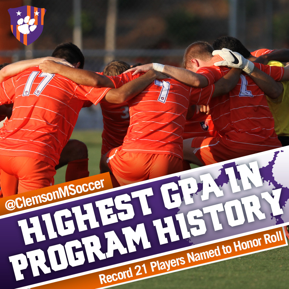 Tigers Set New Program Record with Spring Semester GPA