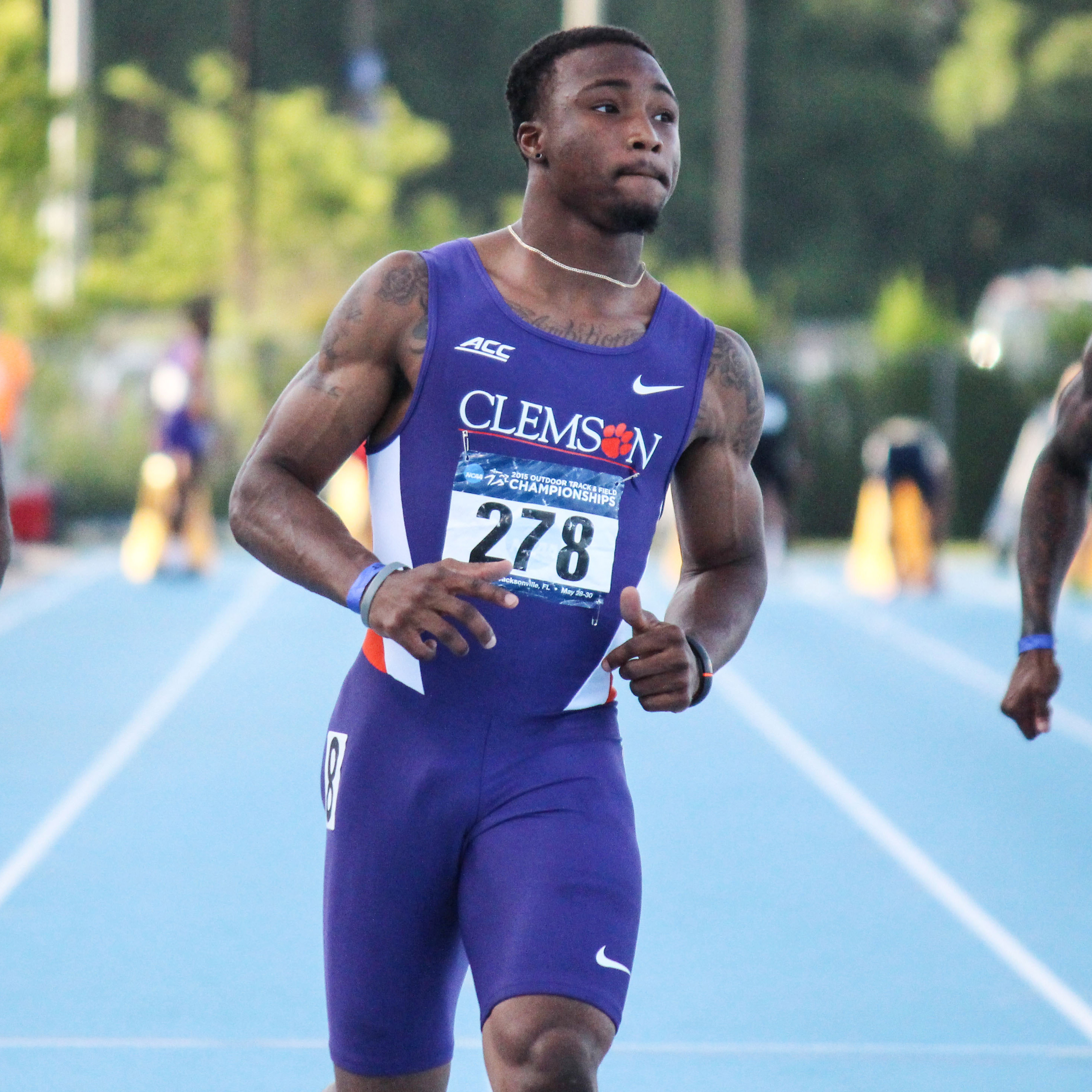 Hester Sets Facility Mark at East Prelims