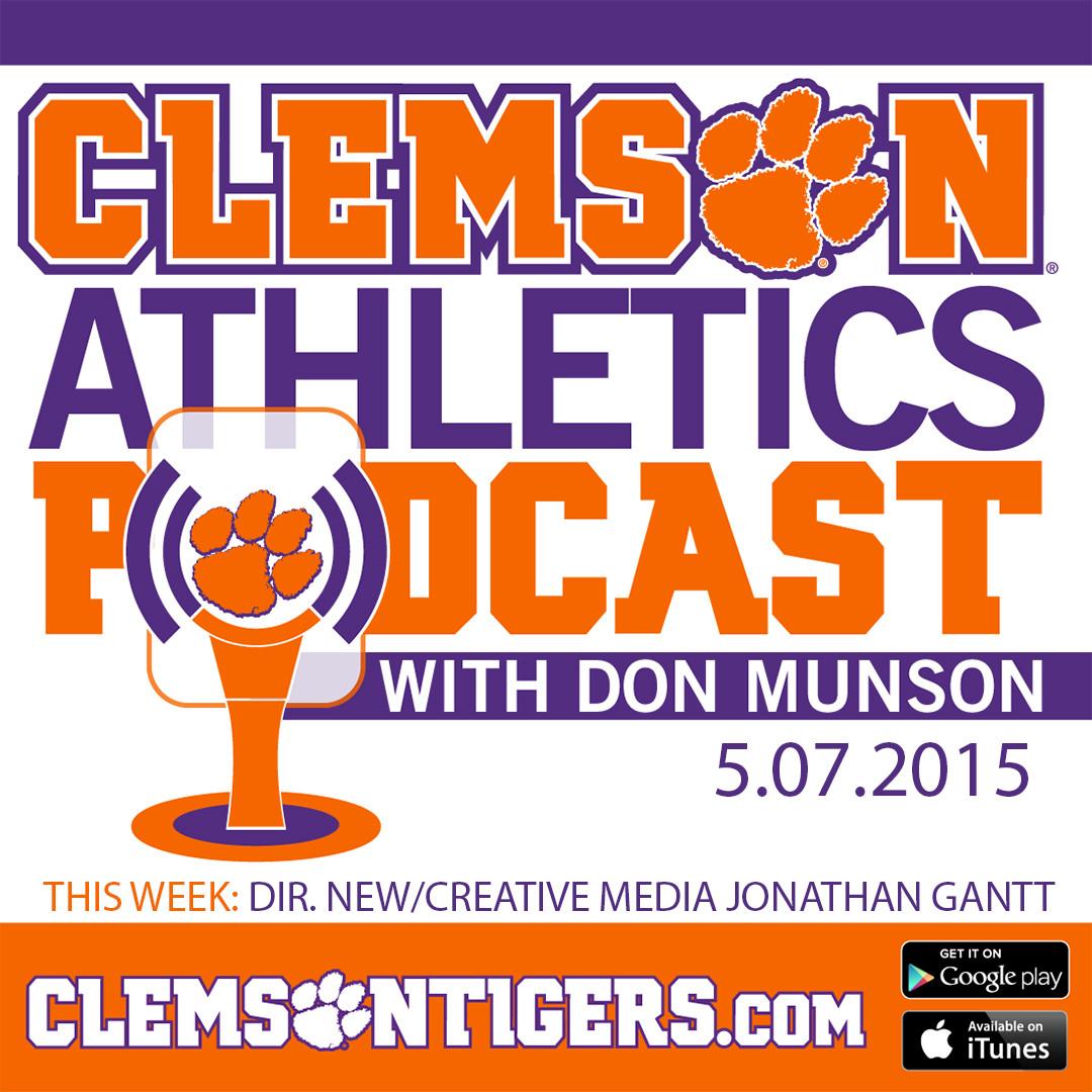 Clemson Athletics Podcast 05.07.2015
